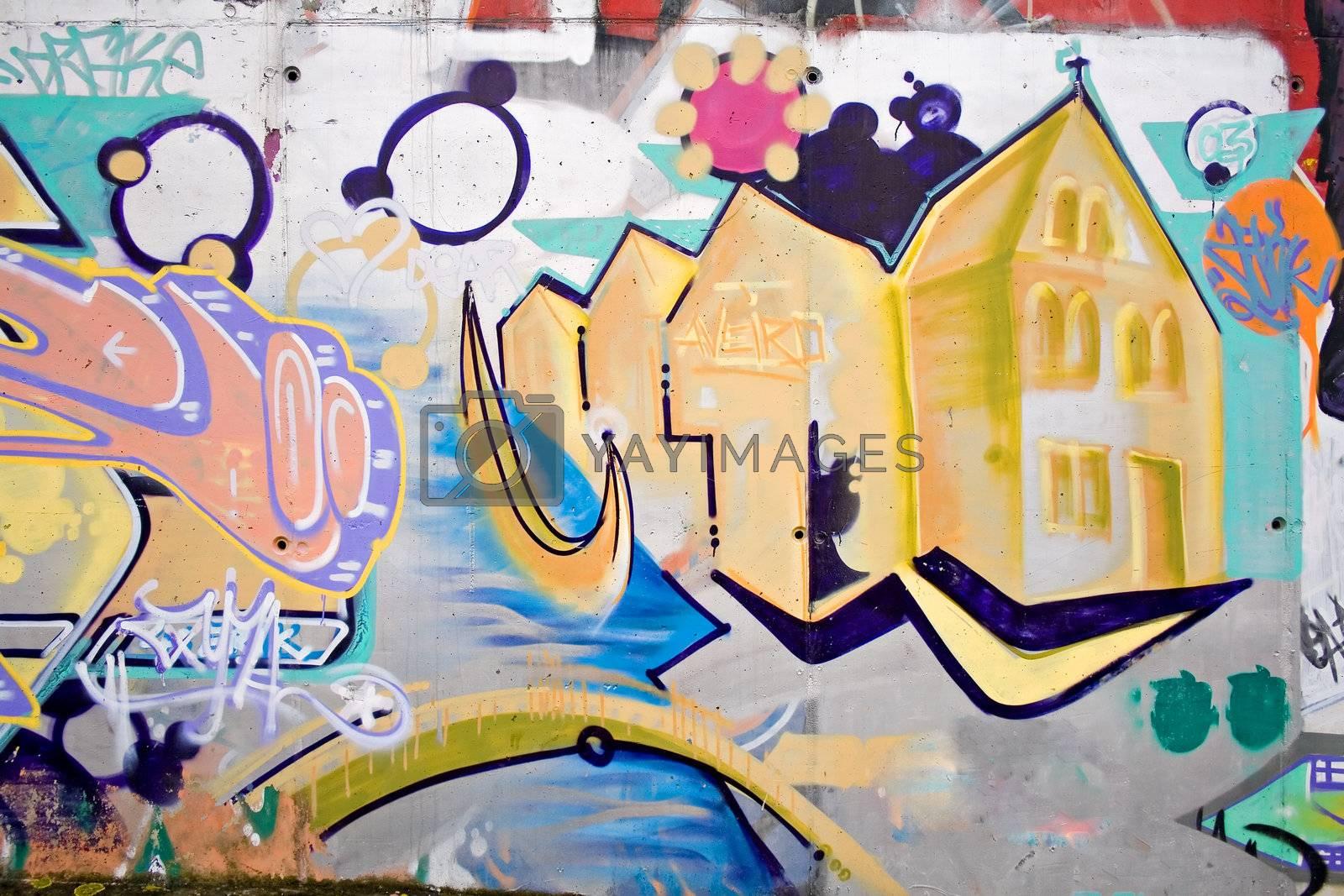 Graffiti by PauloResende