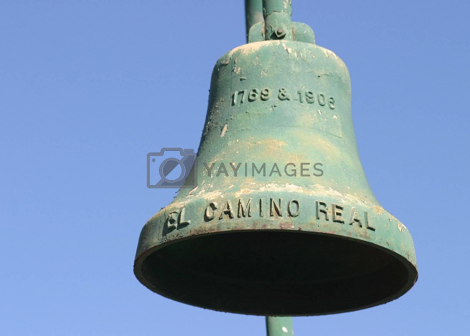 El Camino Real 1769 & 1906 by hlehnerer