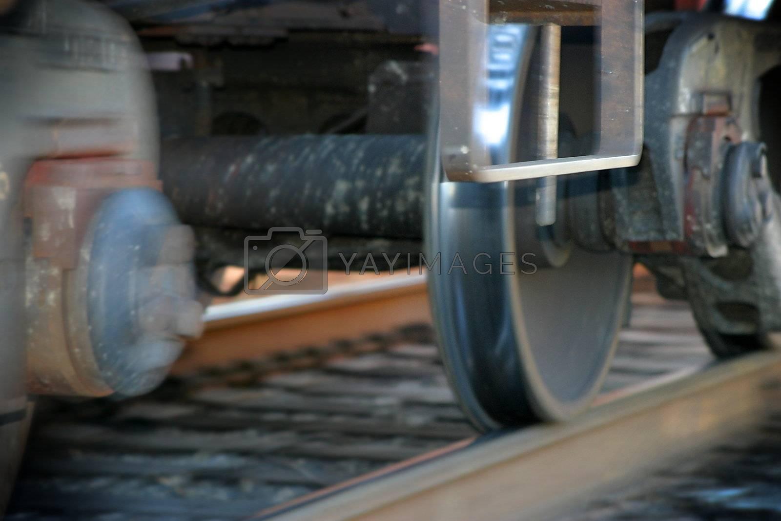 Train Tires (4380) by hlehnerer