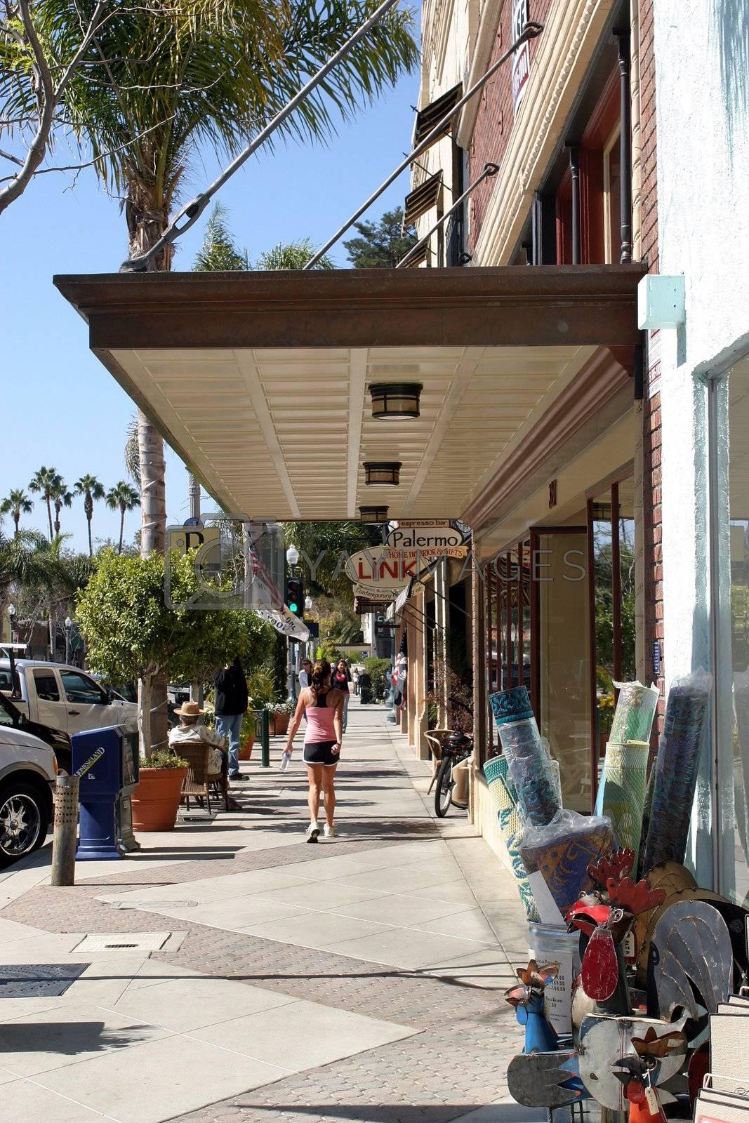 Sidewalk by hlehnerer