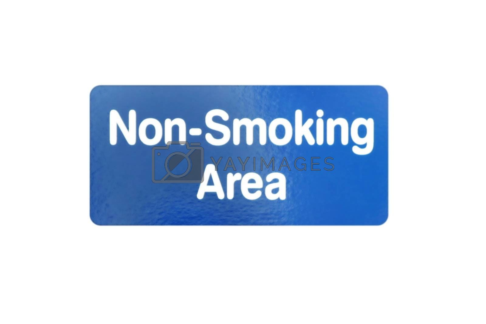 Non Smoking Area by hlehnerer