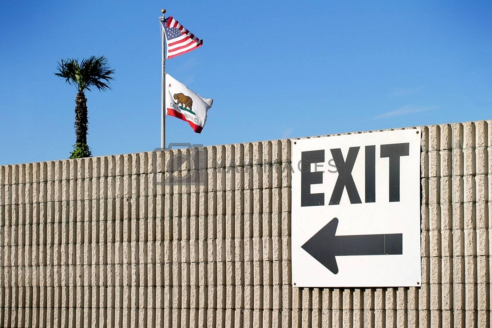 Exit by hlehnerer