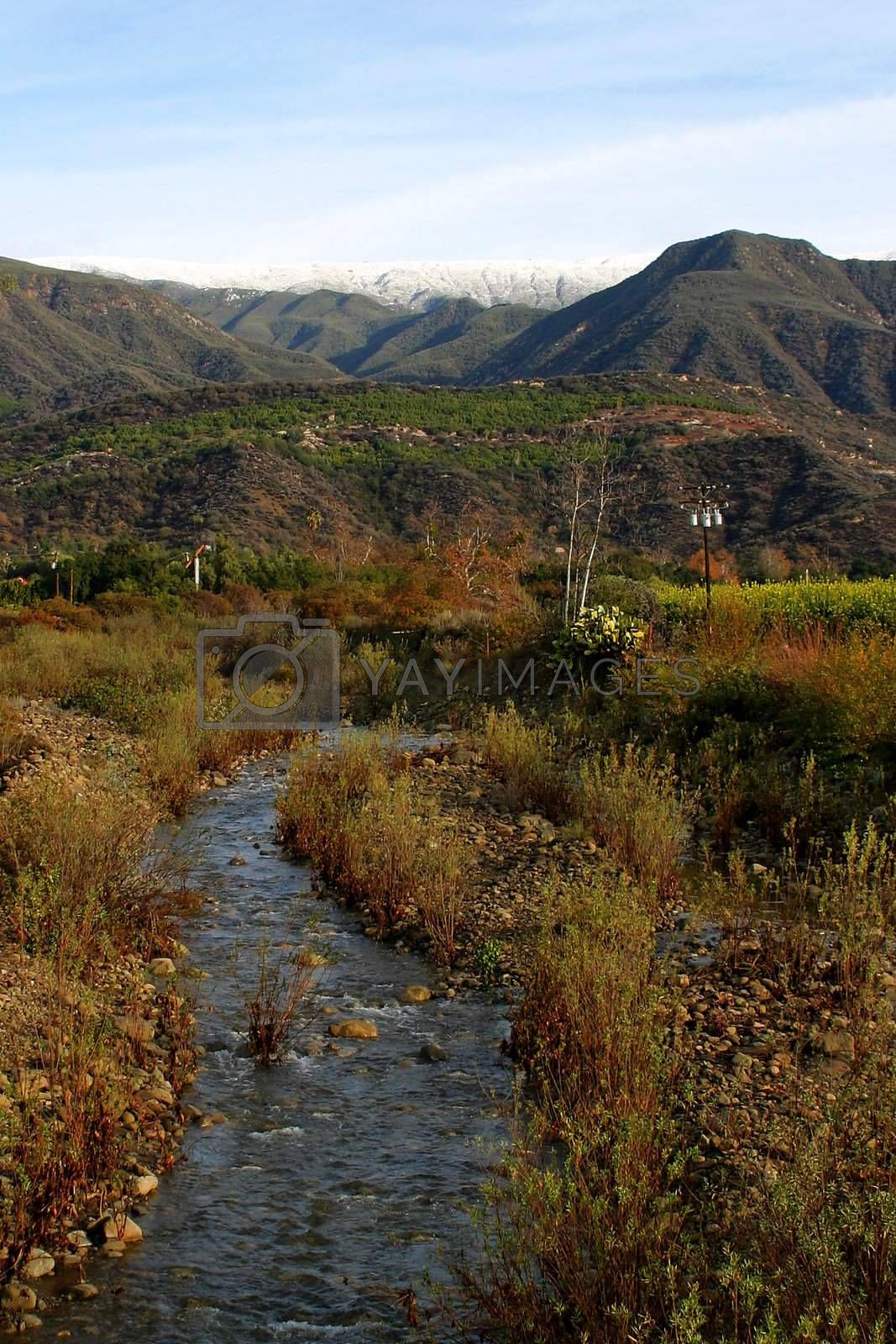 Ojai Valley (XI) by hlehnerer