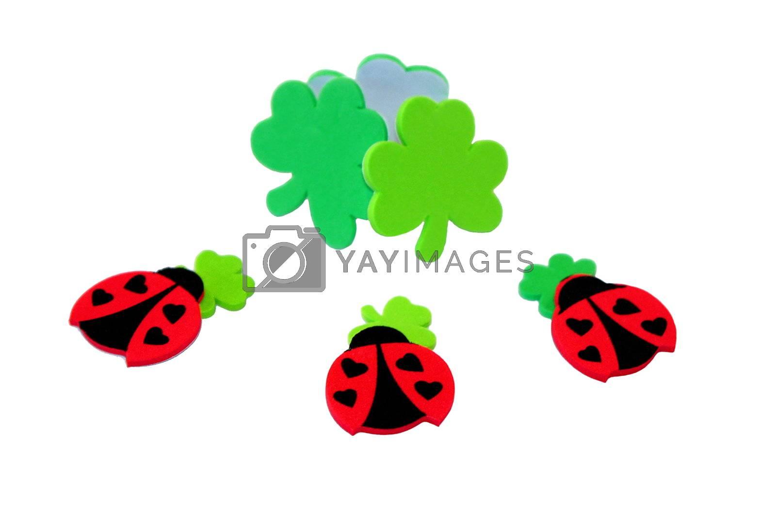 Lucky Ladybugs (6167) by hlehnerer