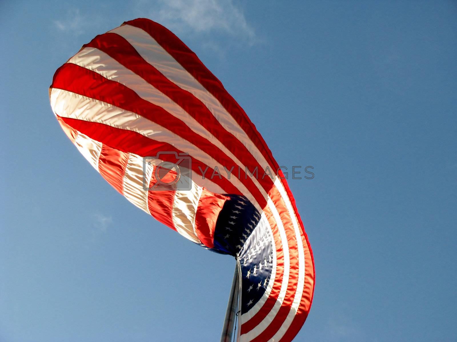 American Flag v3 by mwp1969