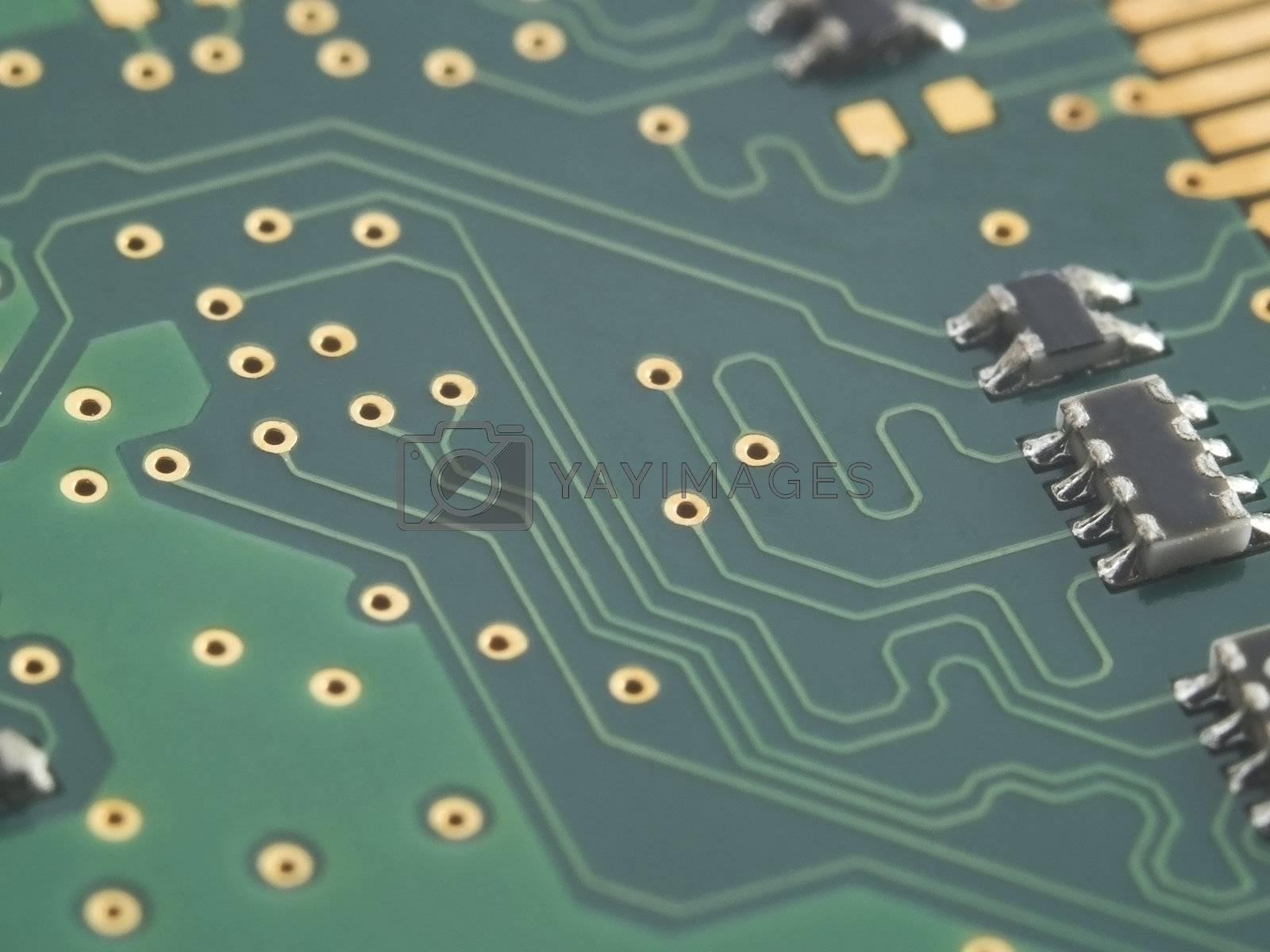 Electronic circuit board by epixx