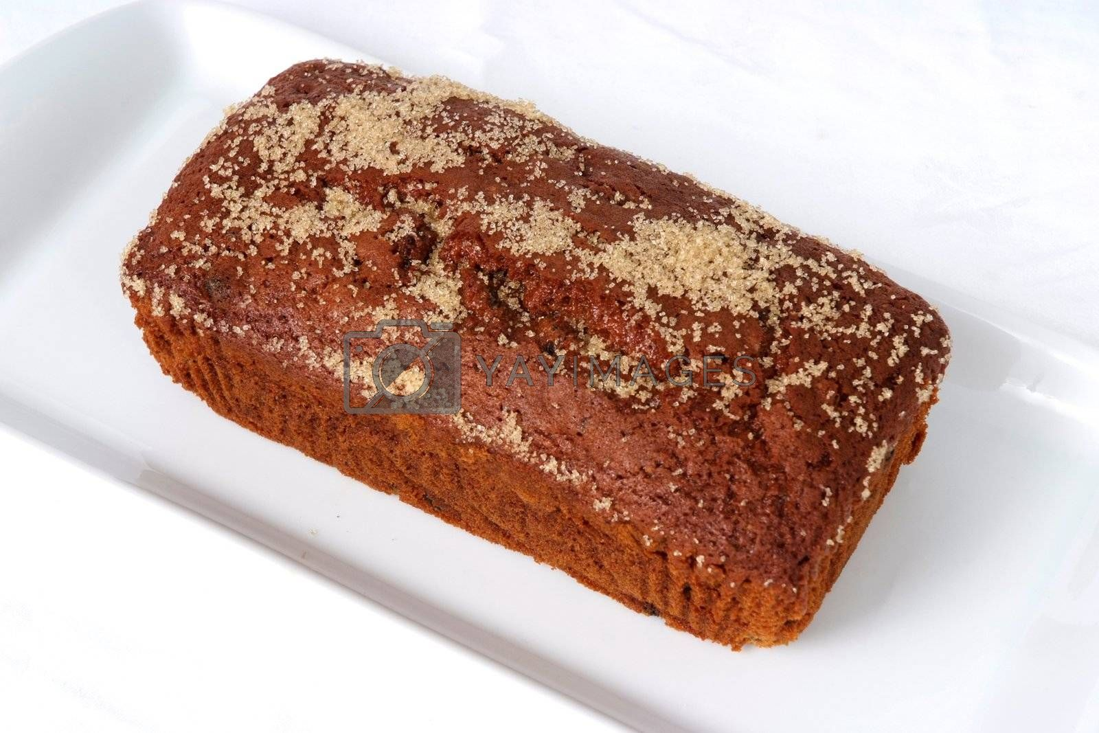 Ginger Cake by runamock