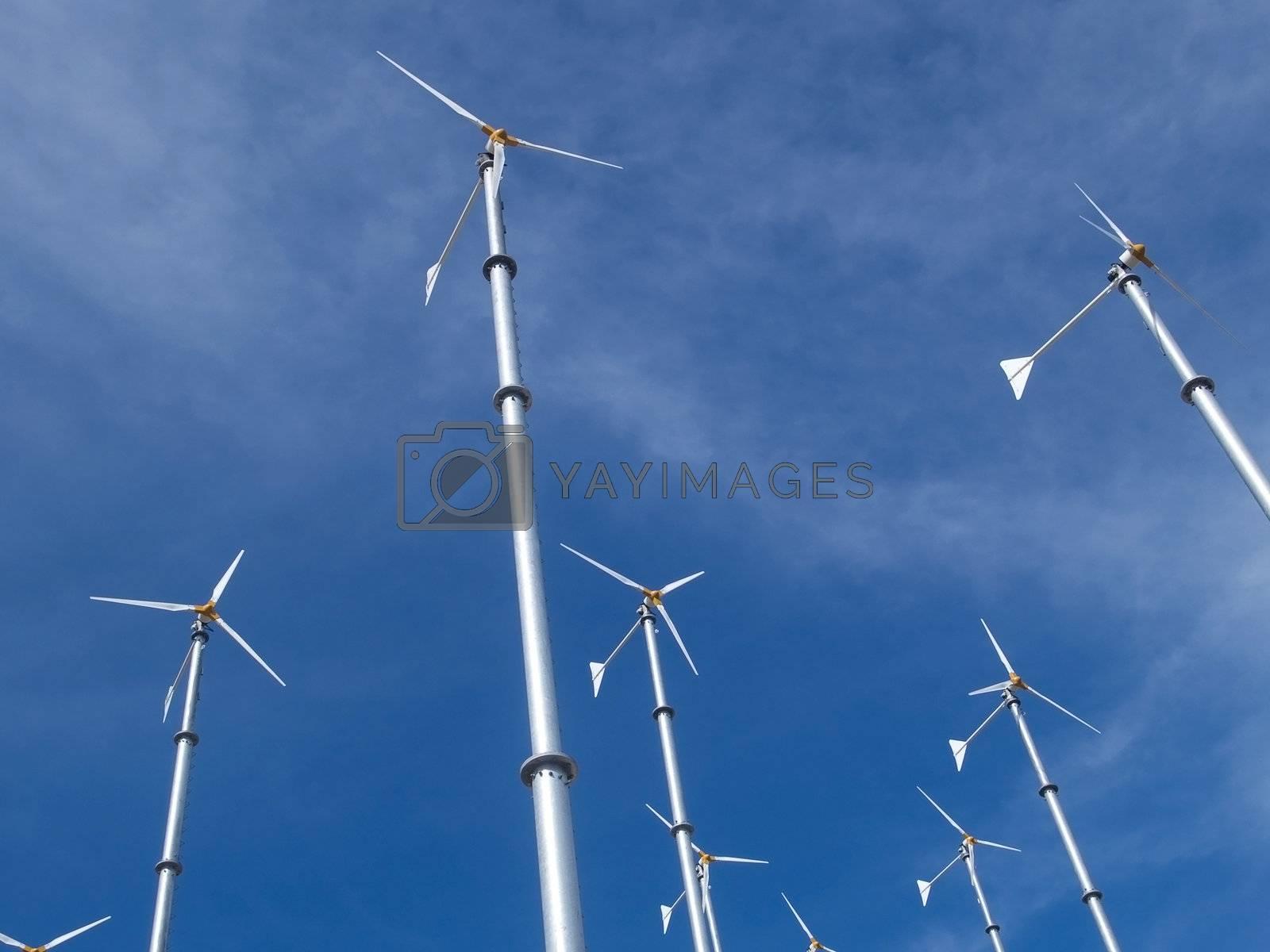 Windmill park by epixx