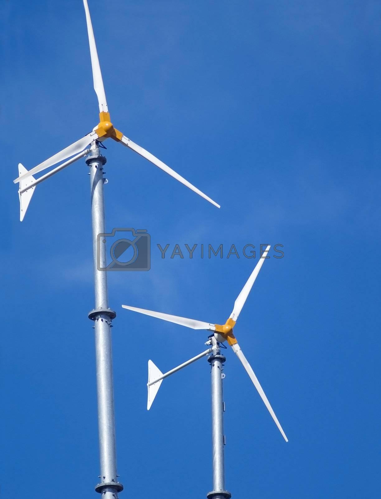 Wind turbines by epixx
