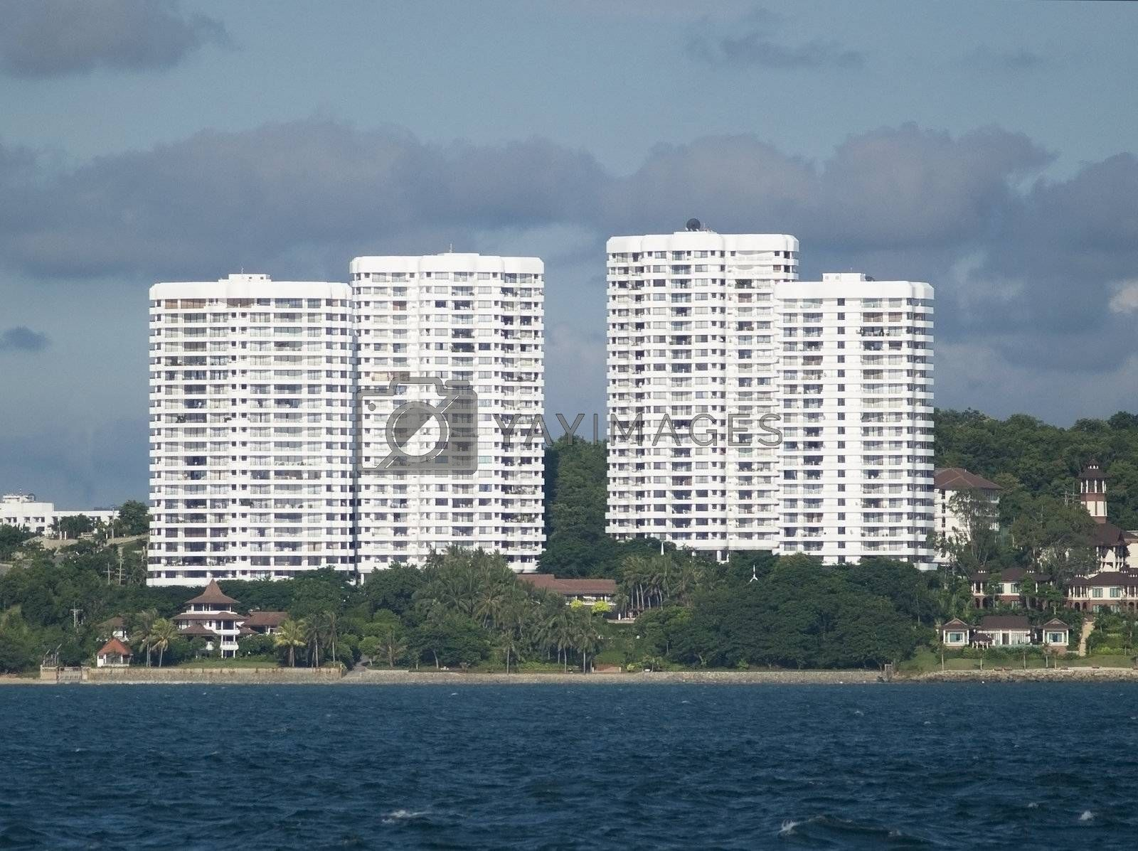 Apartments by the sea by epixx