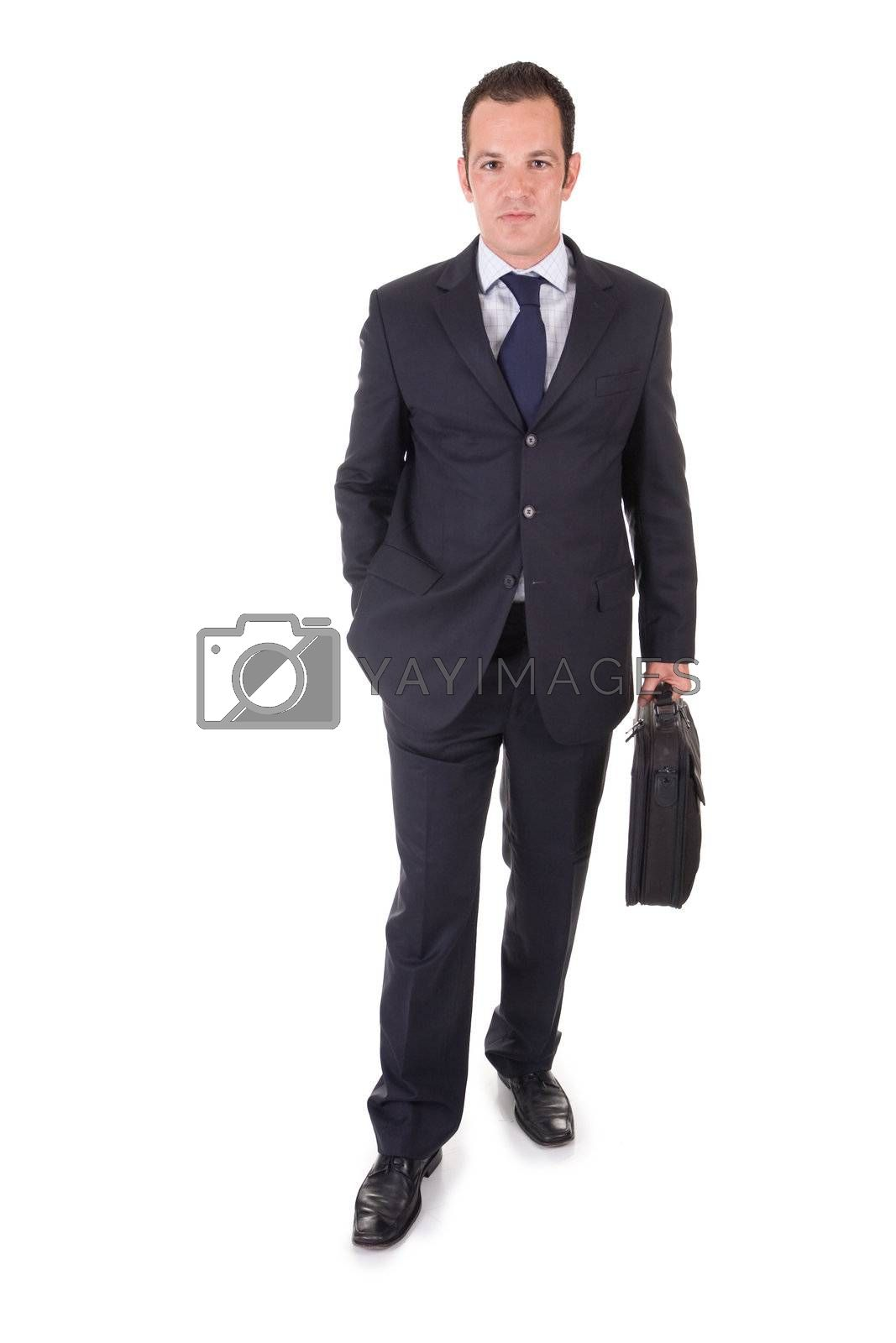 Young Businessman by ajn