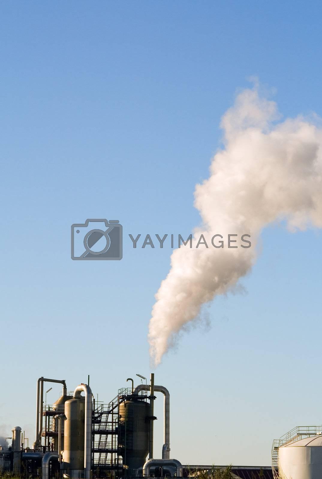 Industrial plant by PauloResende