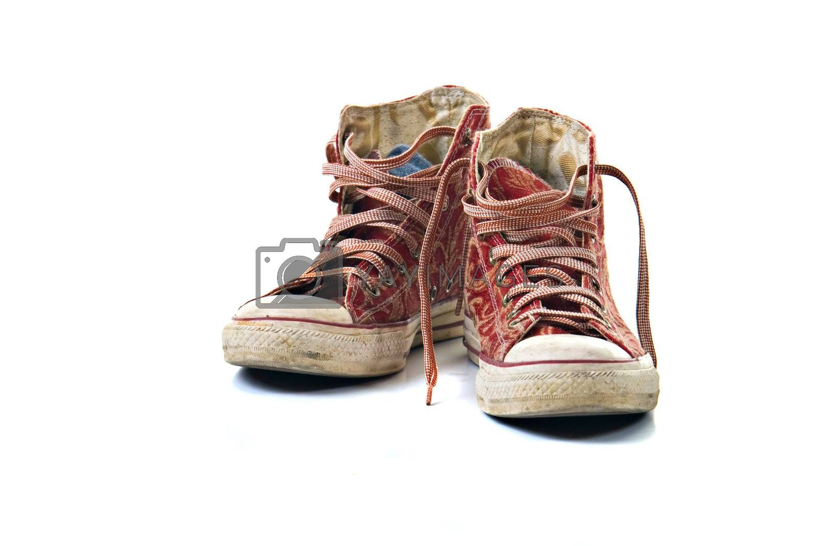 Old Sneakers by ajn