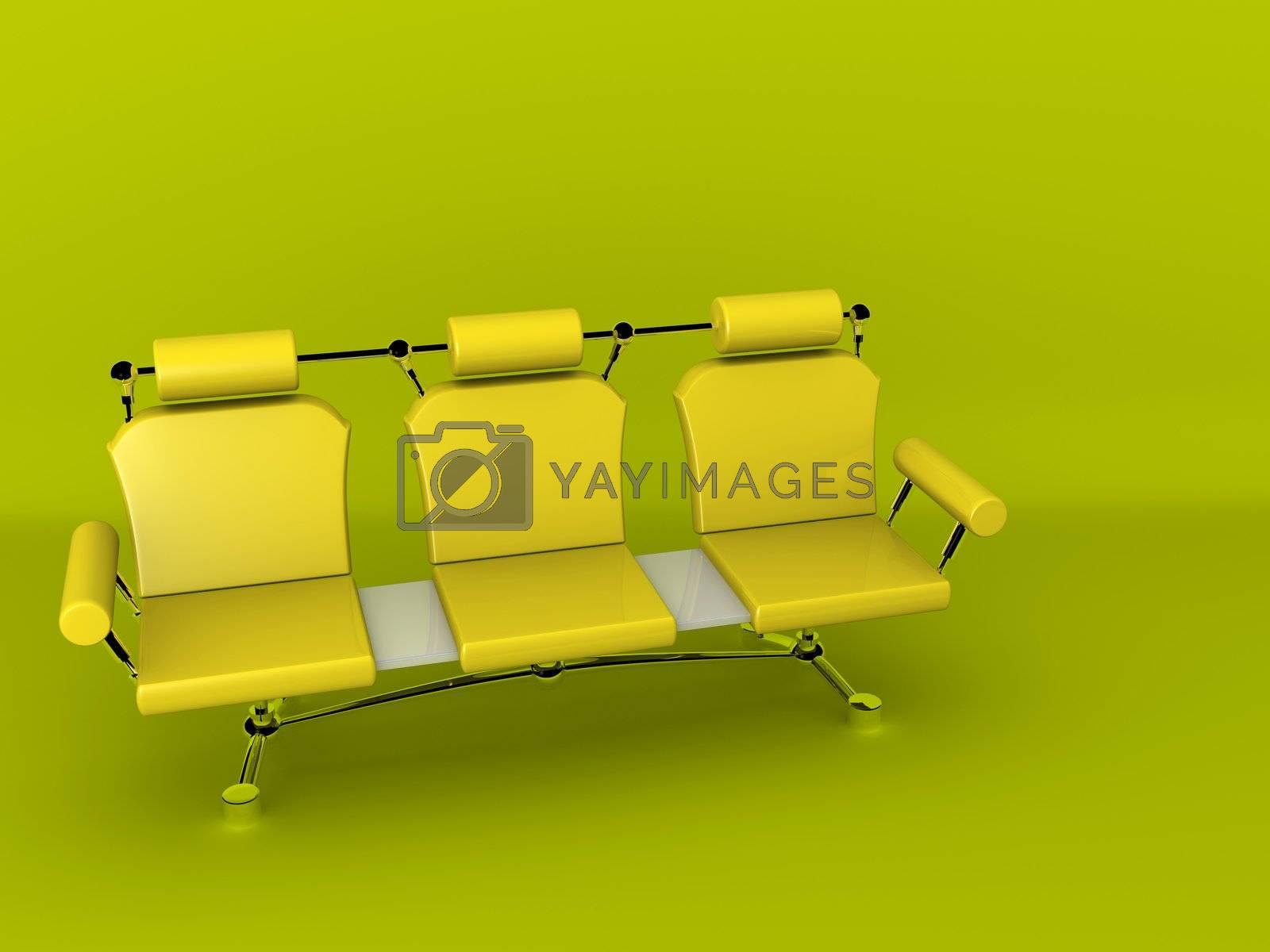 Concept Sofa by 3pod