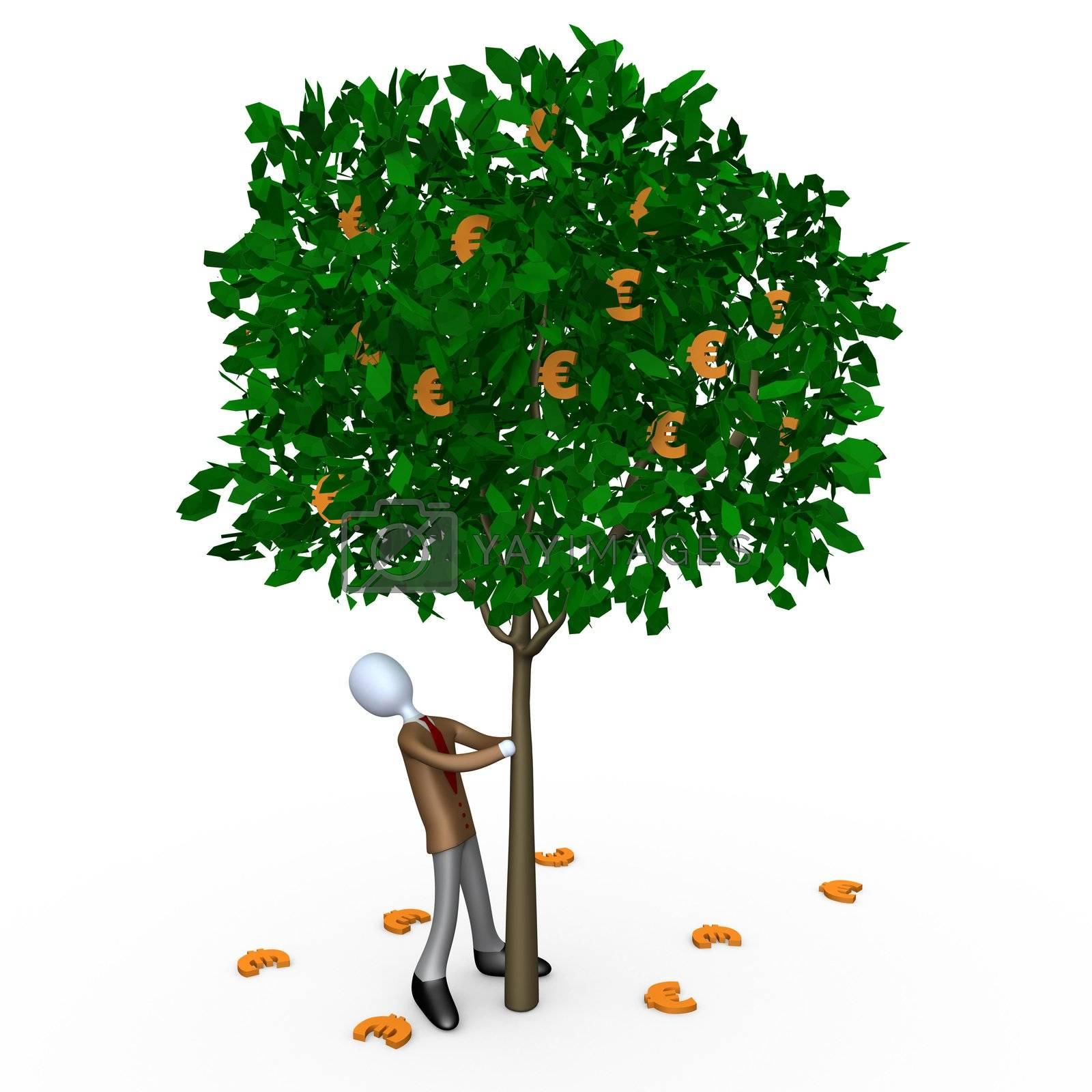 Euro Tree by 3pod