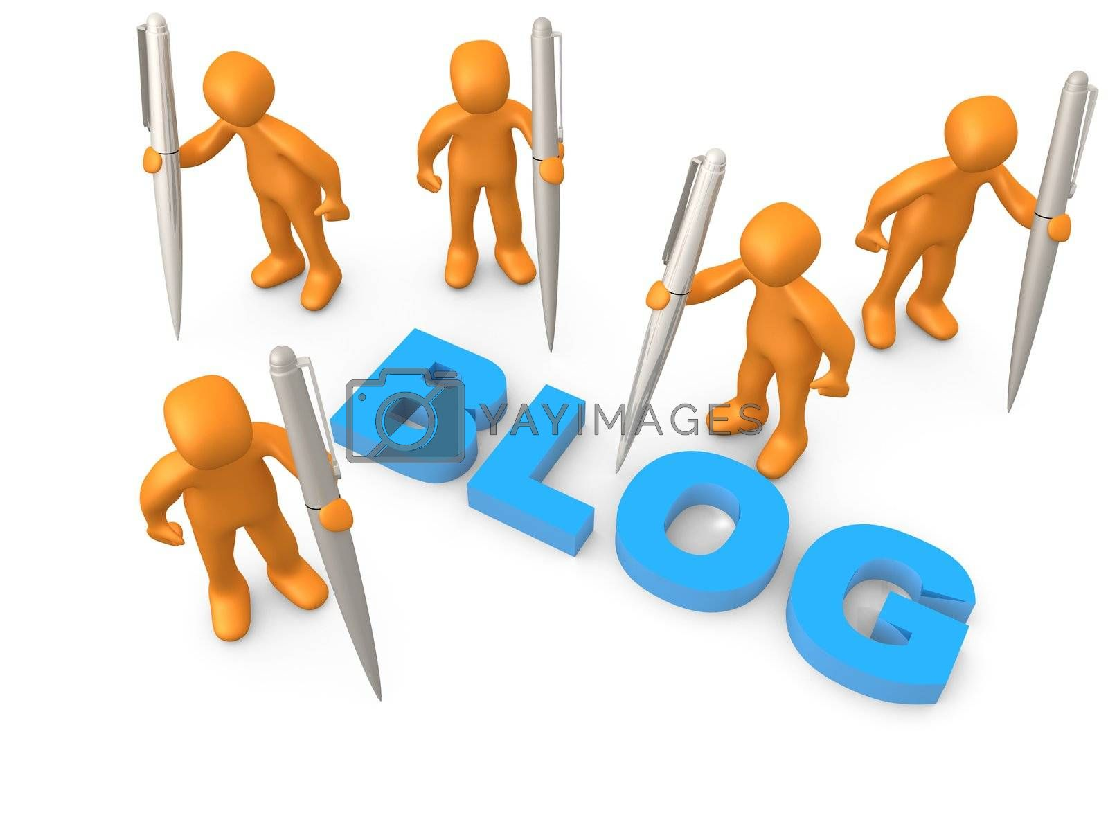 Bloggers by 3pod