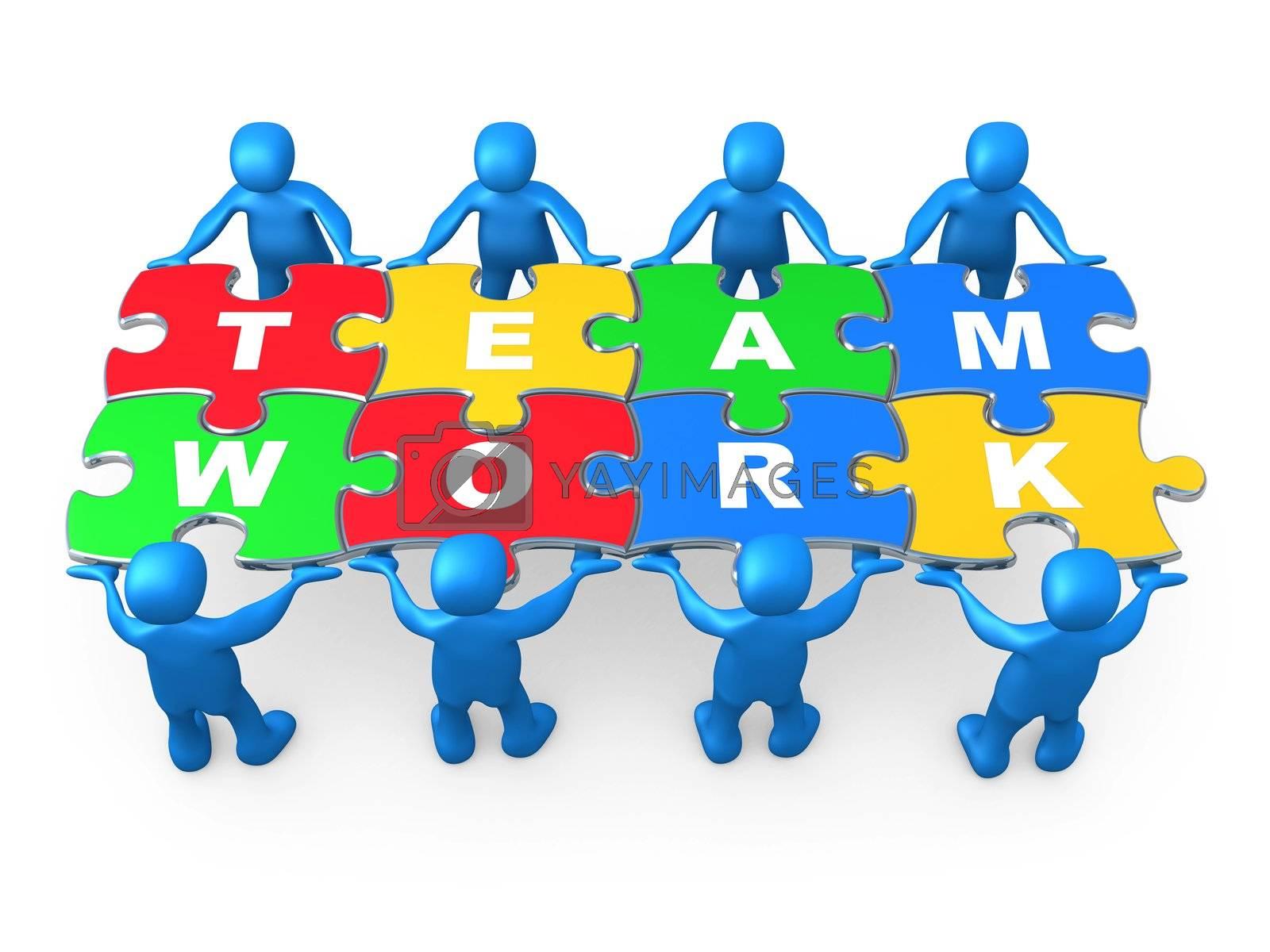 Teamwork by 3pod