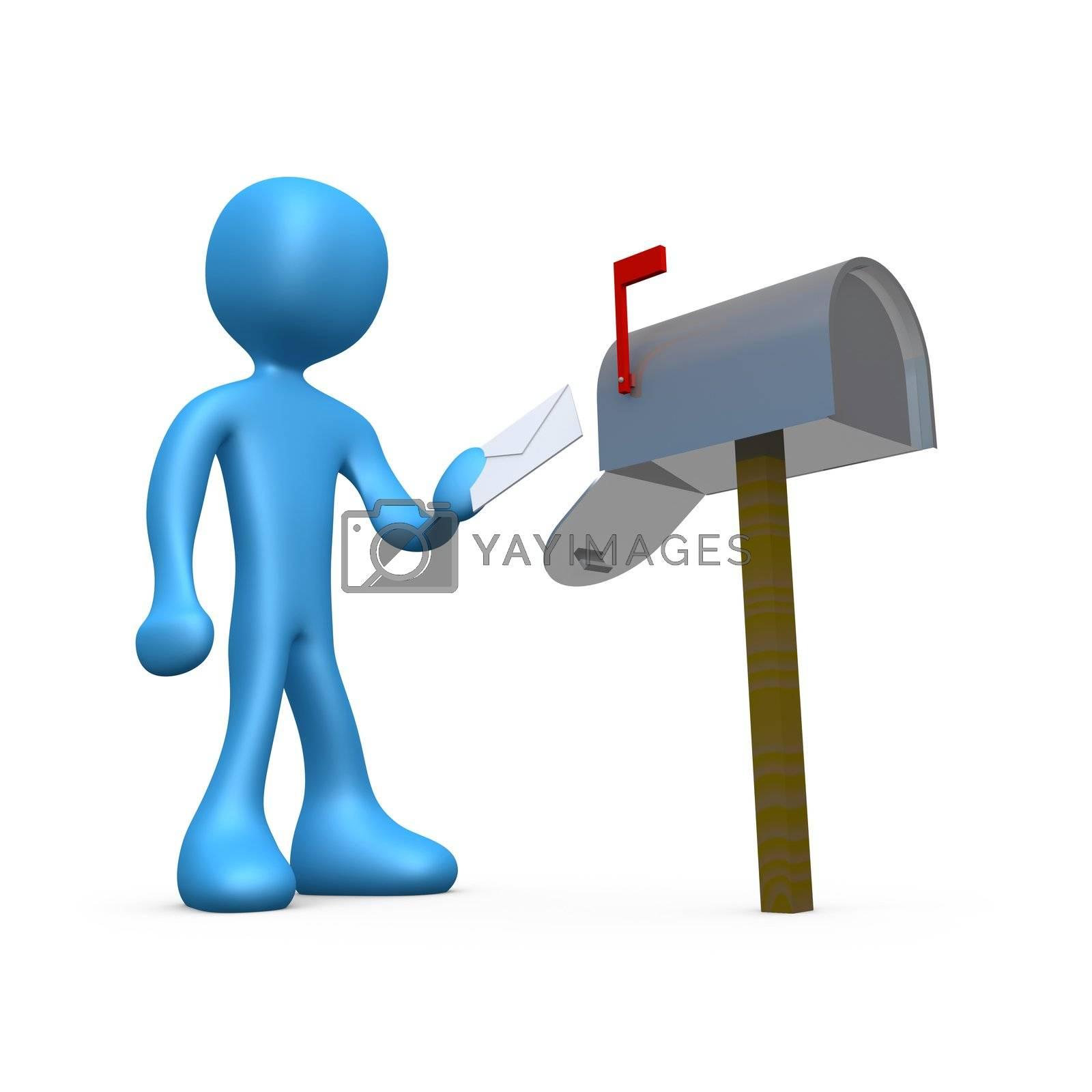 Mailbox by 3pod
