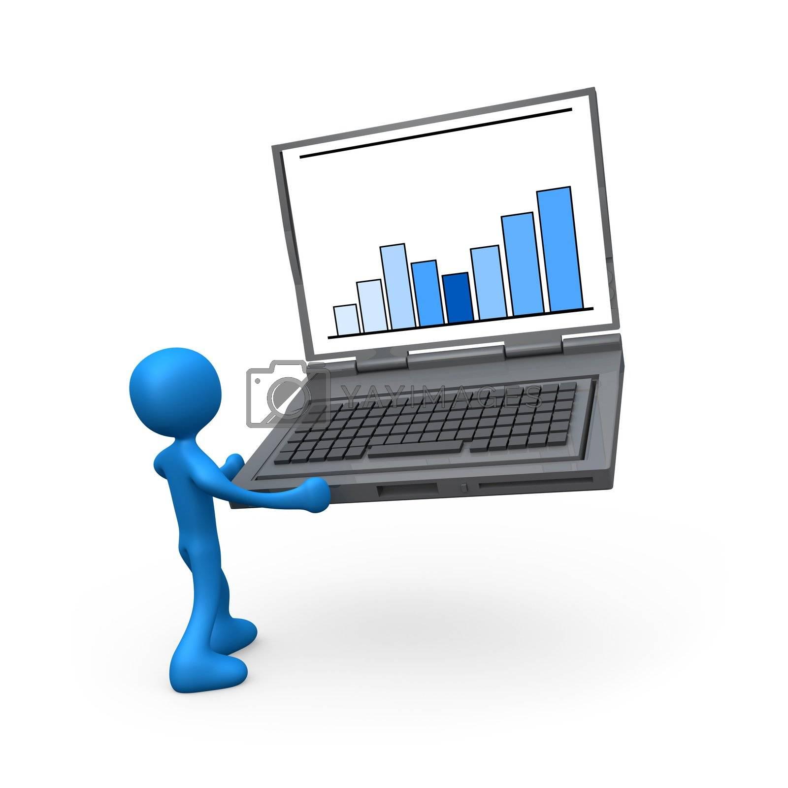 Portable Statistics by 3pod