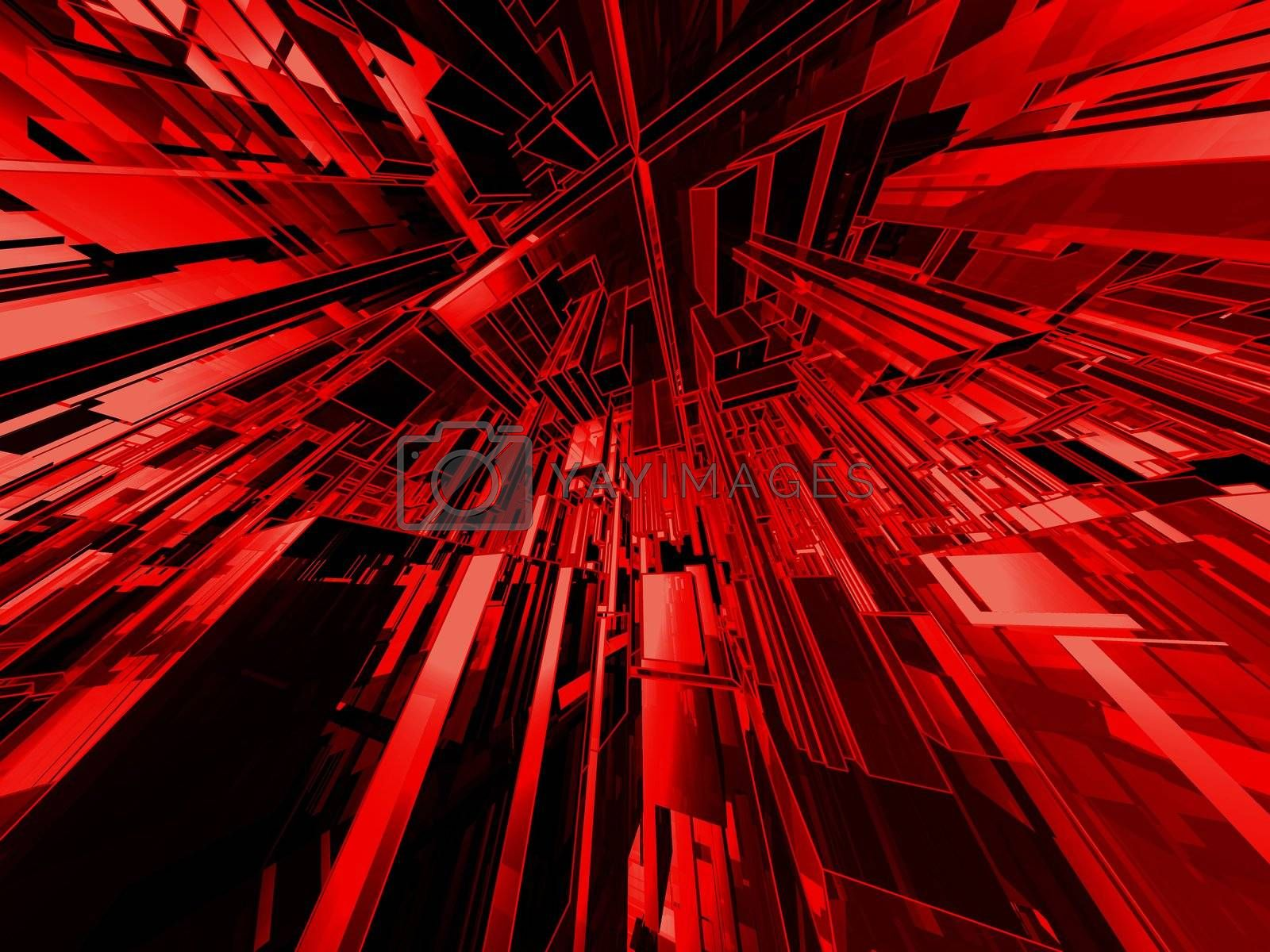 Abstract Design by 3pod