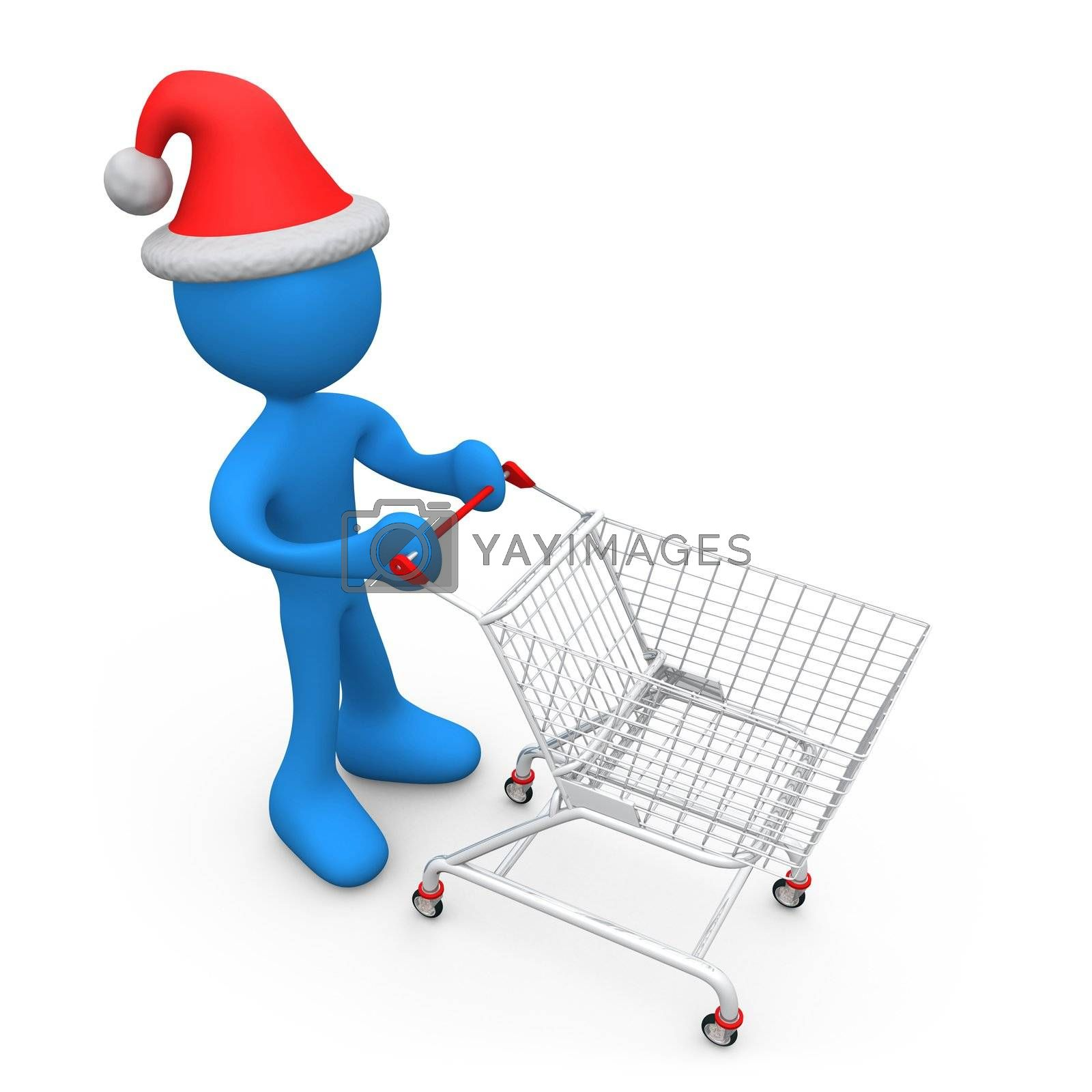 Christmas Shopping by 3pod