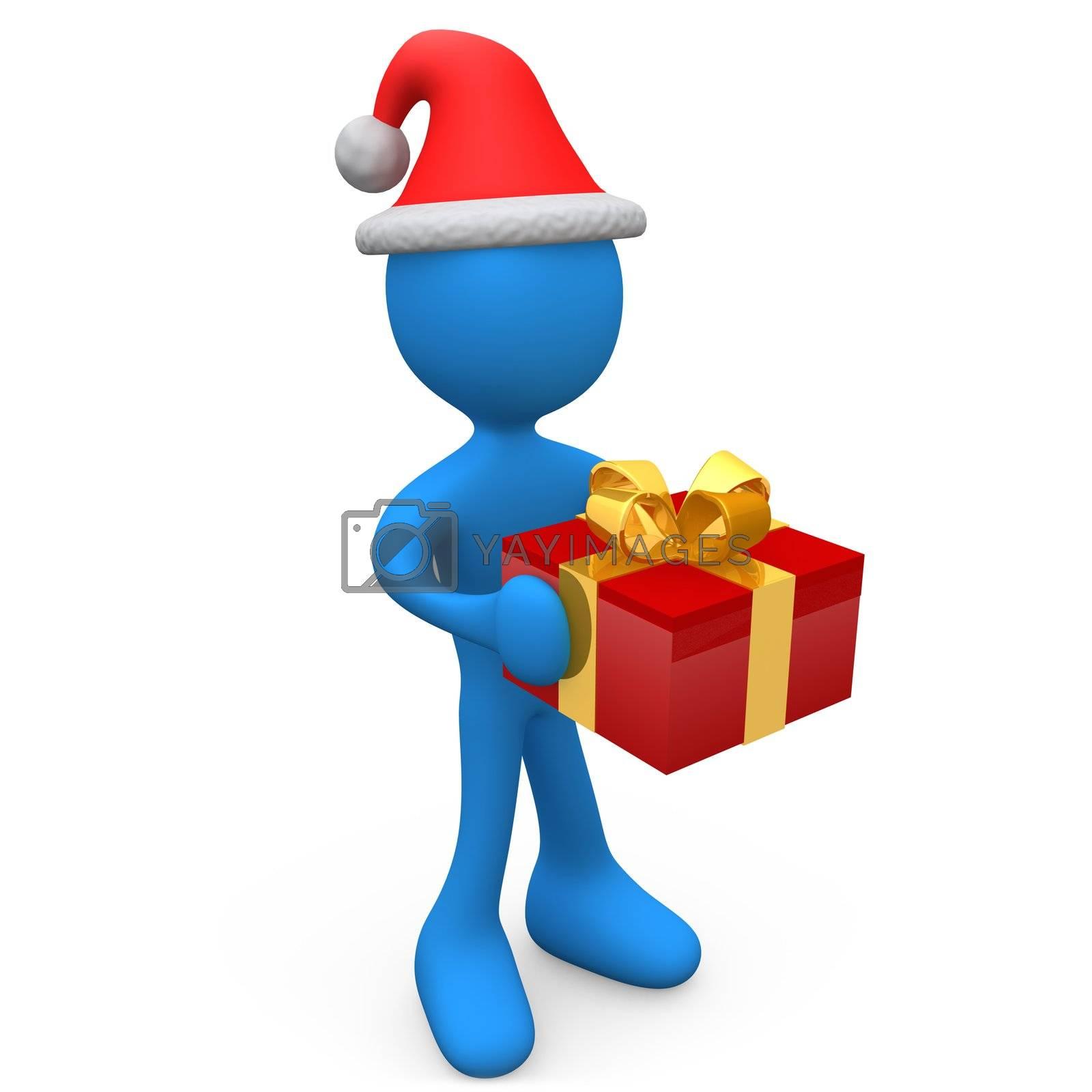 Christmas Present by 3pod