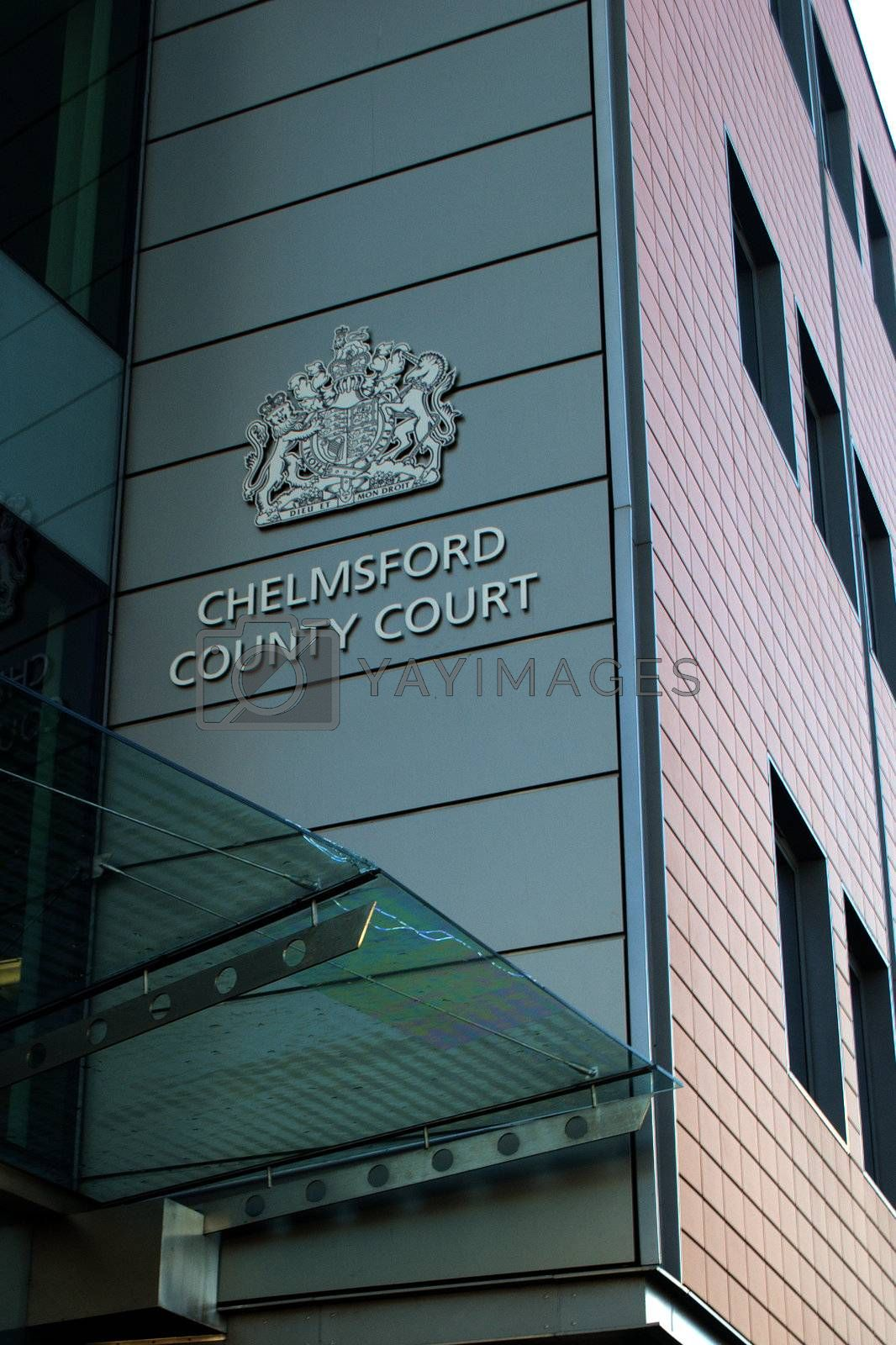 County Court at Chelmsford Essex