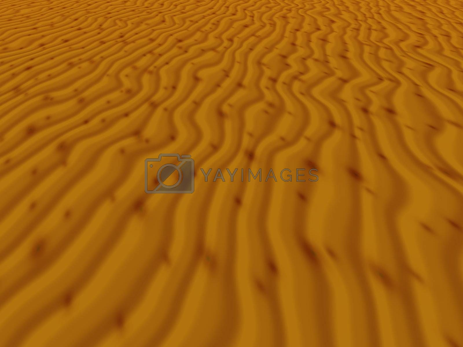 abstract yellow sand structure
