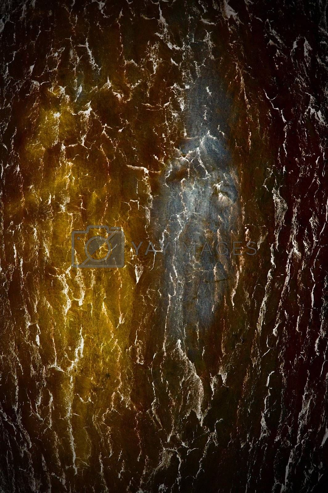 Rusty grunge iron surface