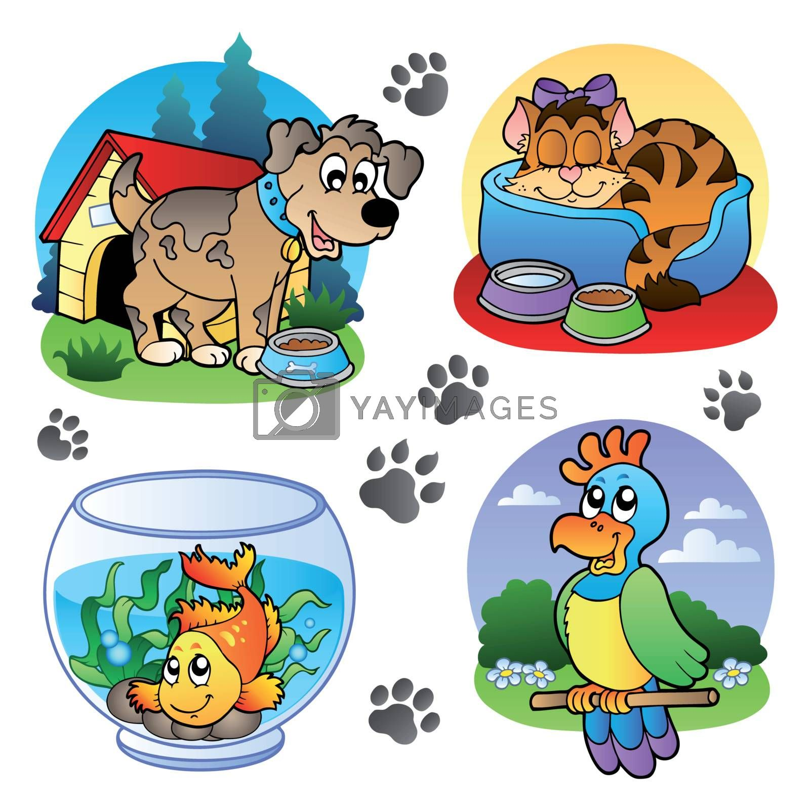 Various pets images 1 by clairev