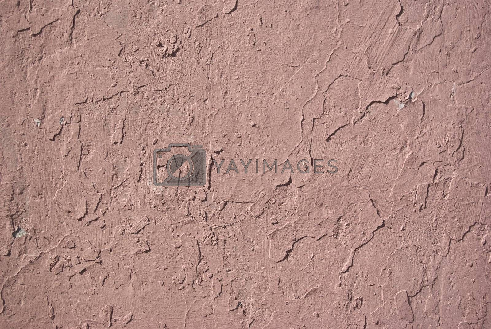 Brown cement wall texture for your design