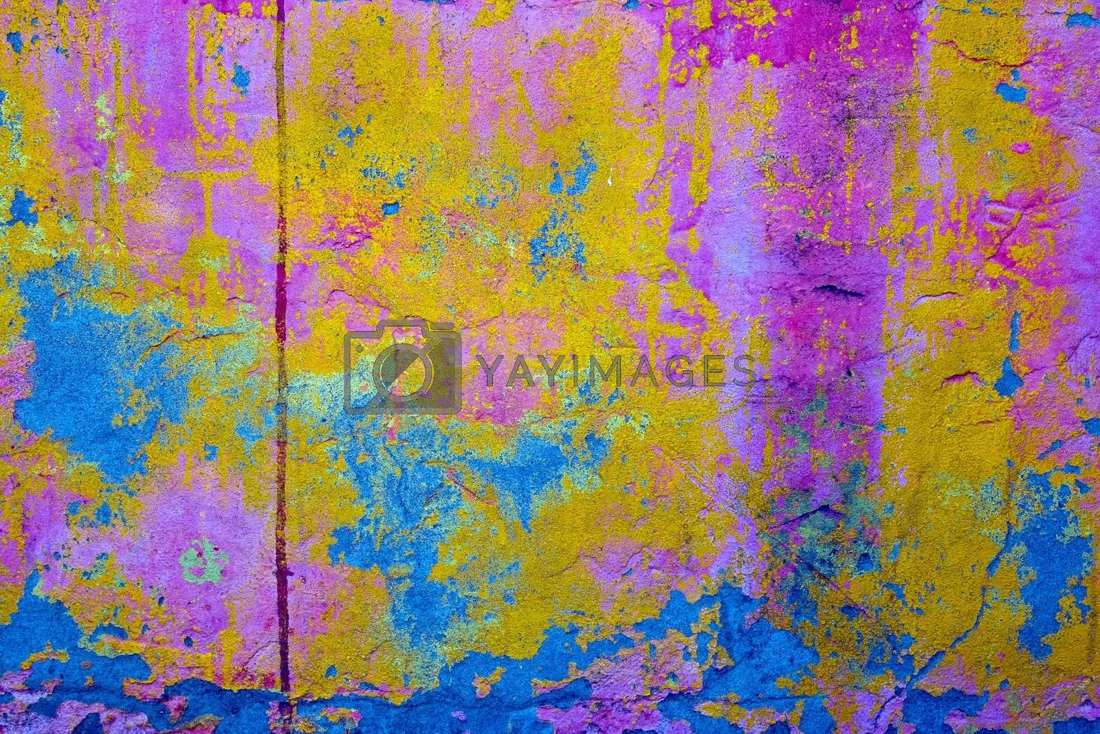 Weathered, wor  concrete cement stone surface texture background