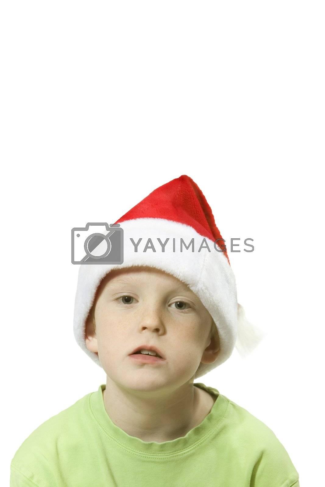 santa boy by smitea