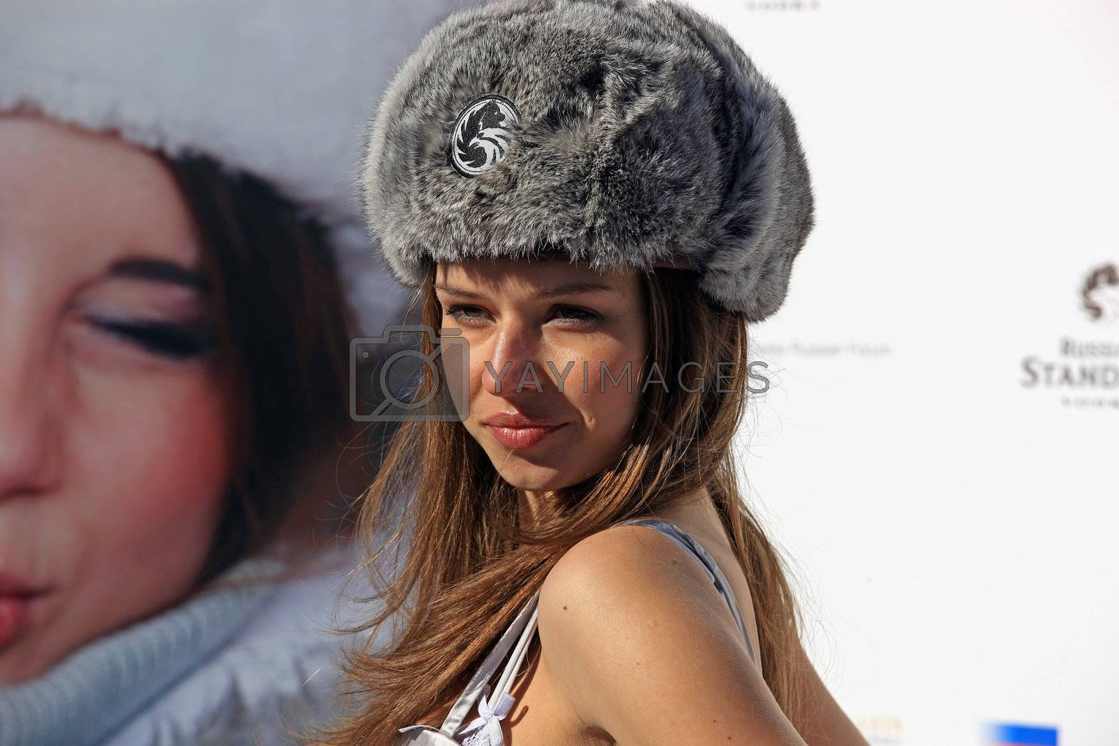 Miss Russia finalists 2008 in St. Moritz by monner