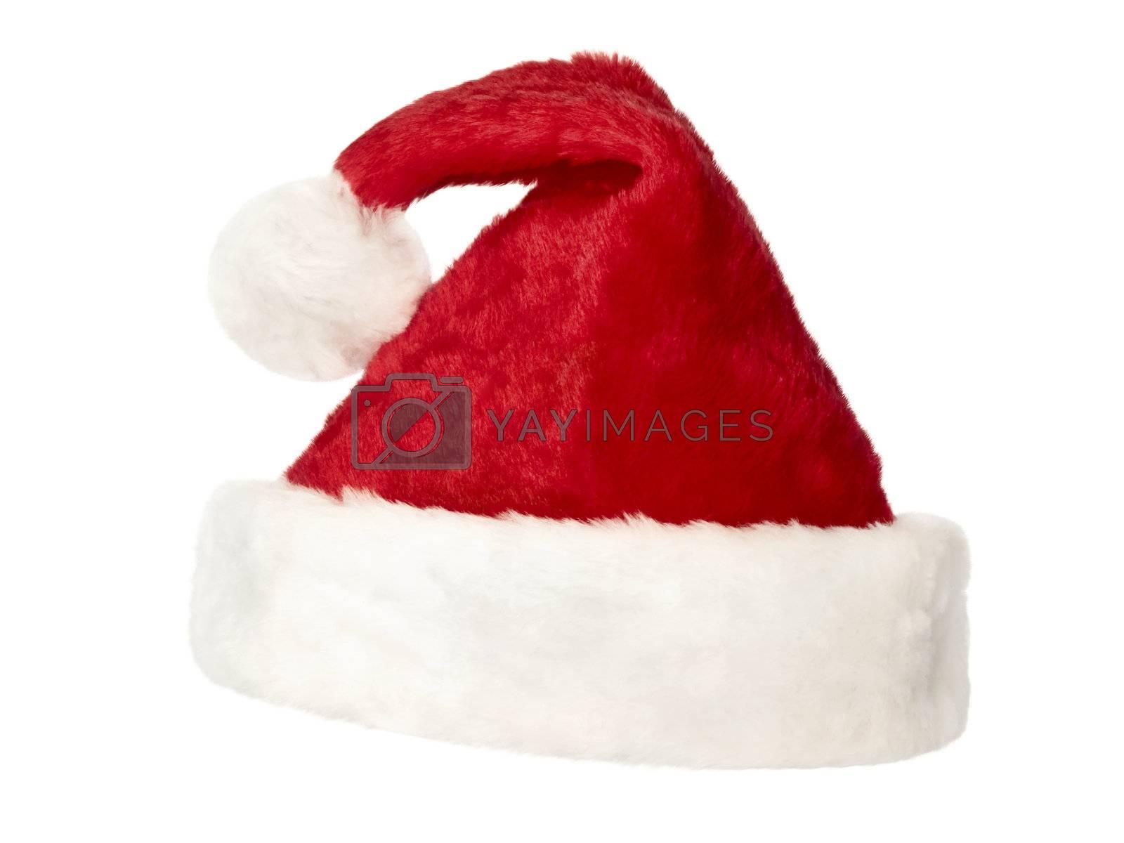 Royalty free image of Santa`s hat by SNR