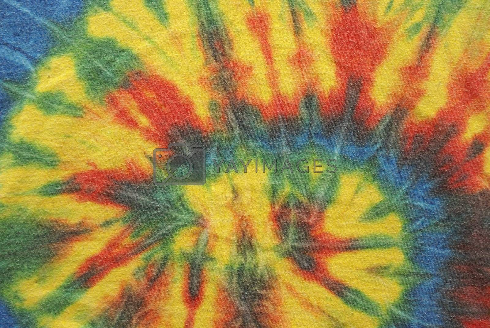 Royalty free image of Tie Dye Background by AlphaBaby