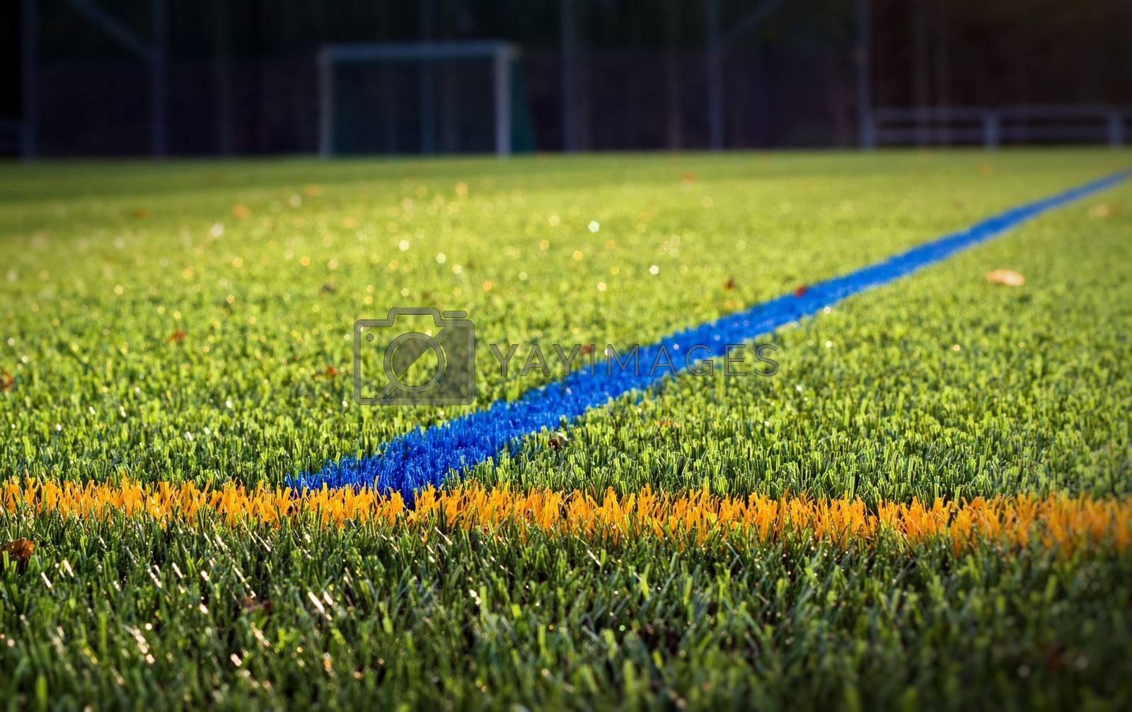 Royalty free image of Soccer Stadium by p0temkin