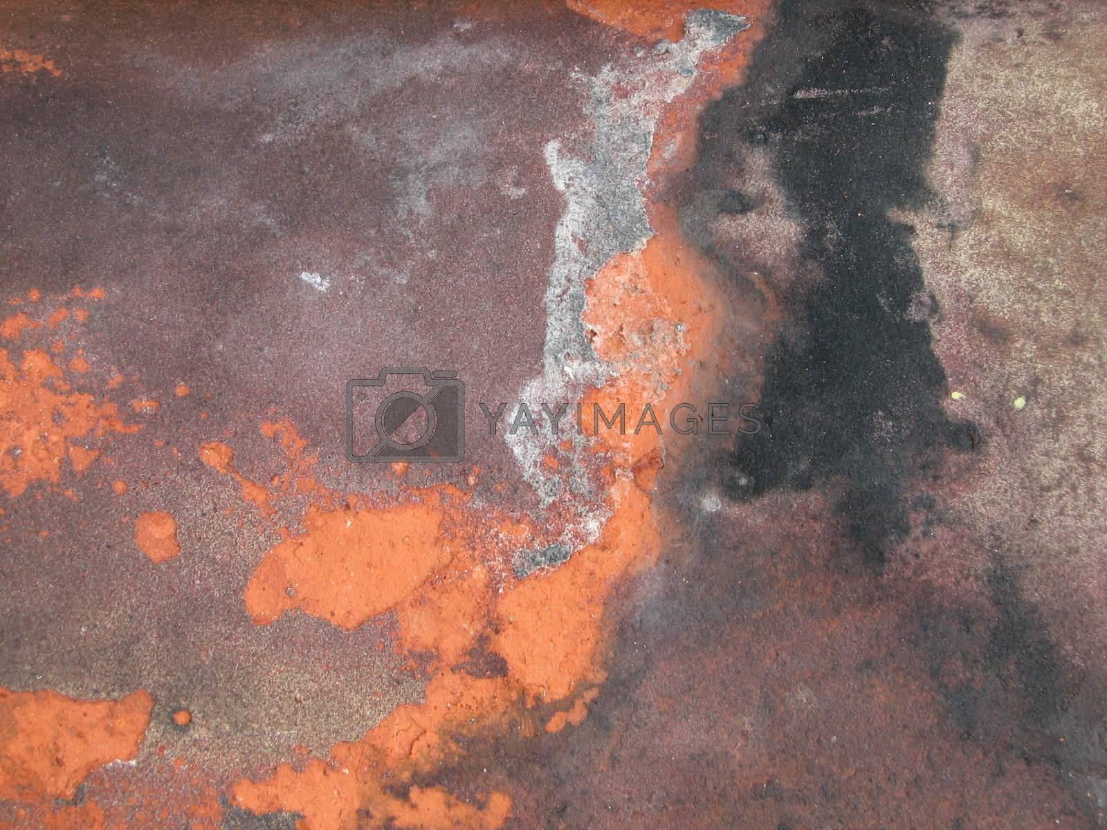 Stone Background, close-up of a brick