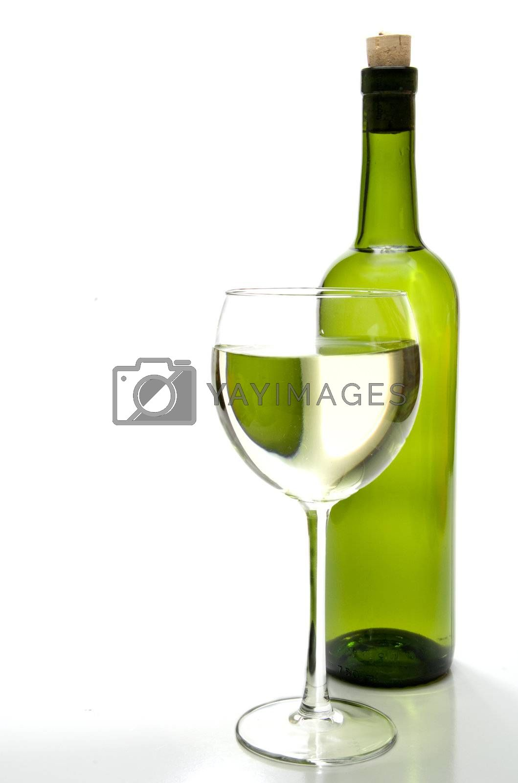 Royalty free image of Wine by robeo