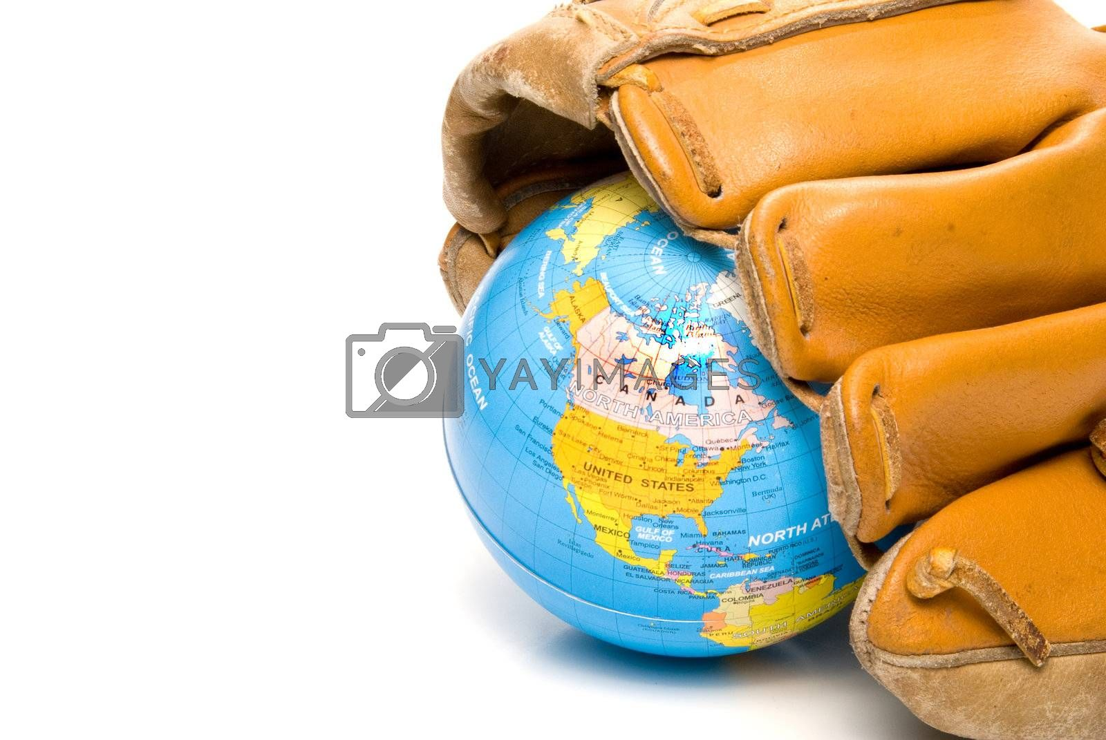 The ever so wonderful world of International baseball.