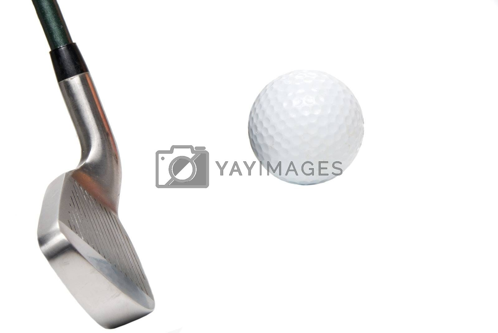 Royalty free image of Golf  by robeo