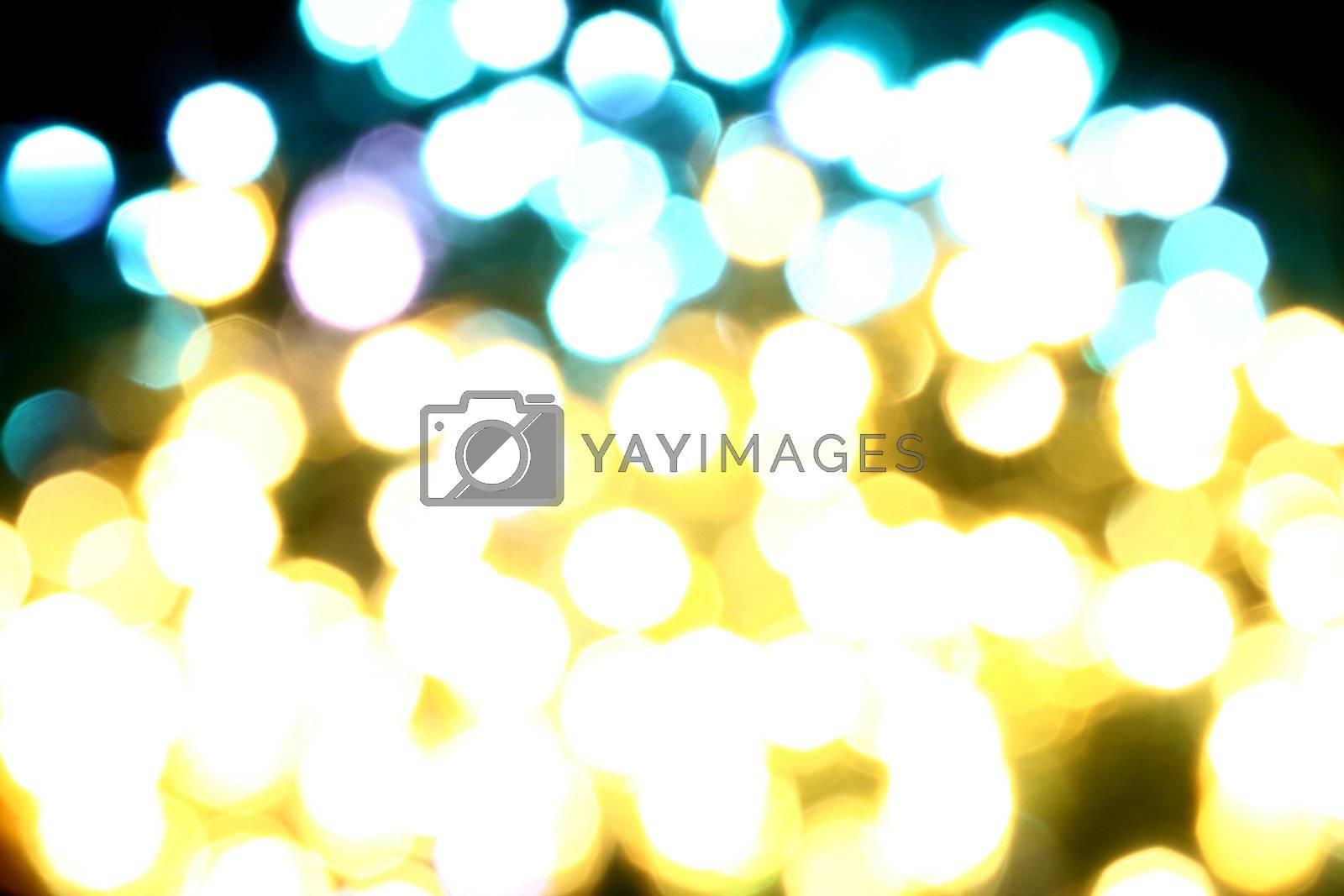 holiday bokeh abstract background macro