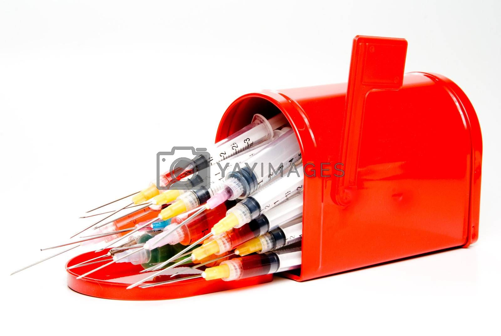 Royalty free image of Prescription Mail Order by robeo