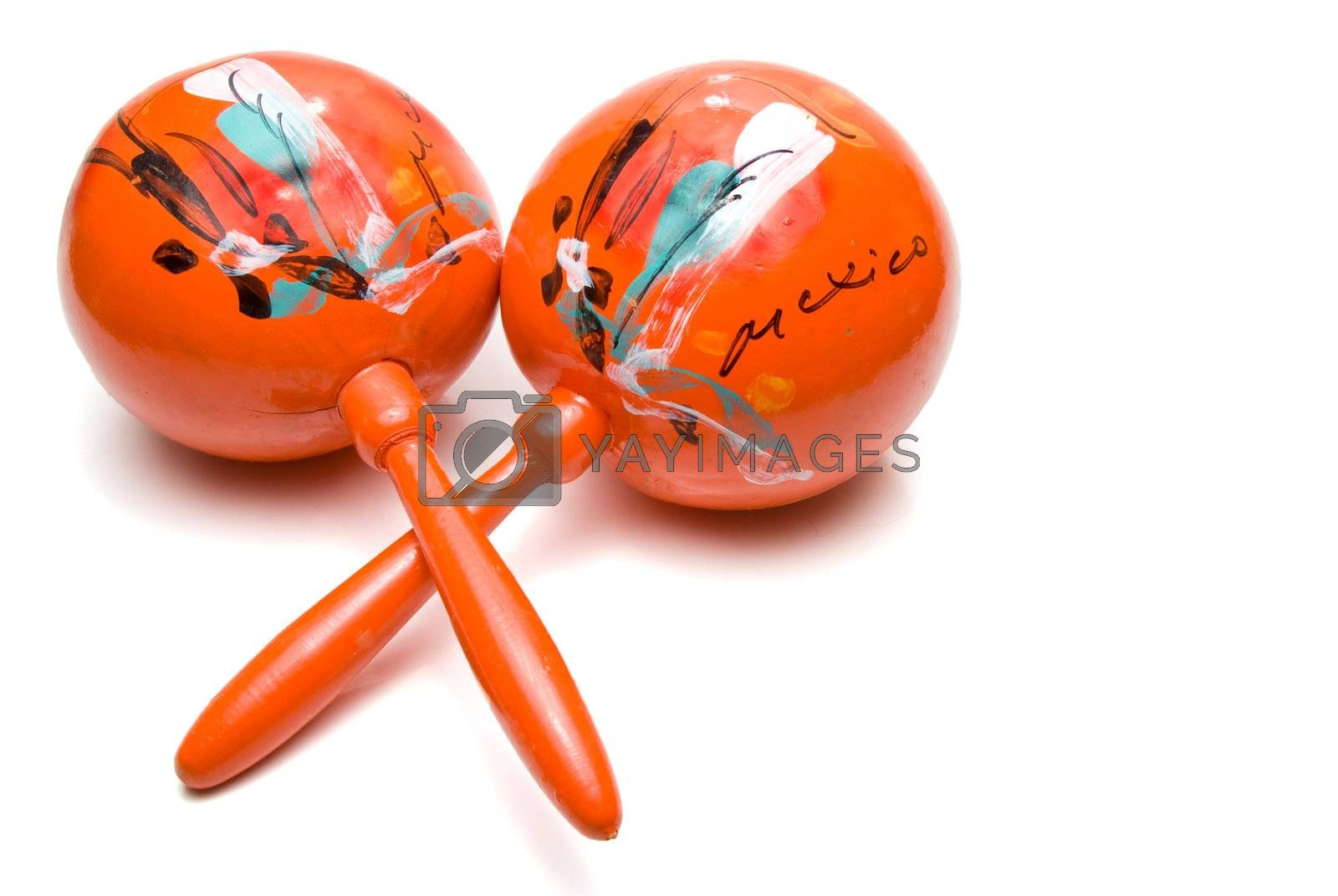 Royalty free image of Maracas by robeo
