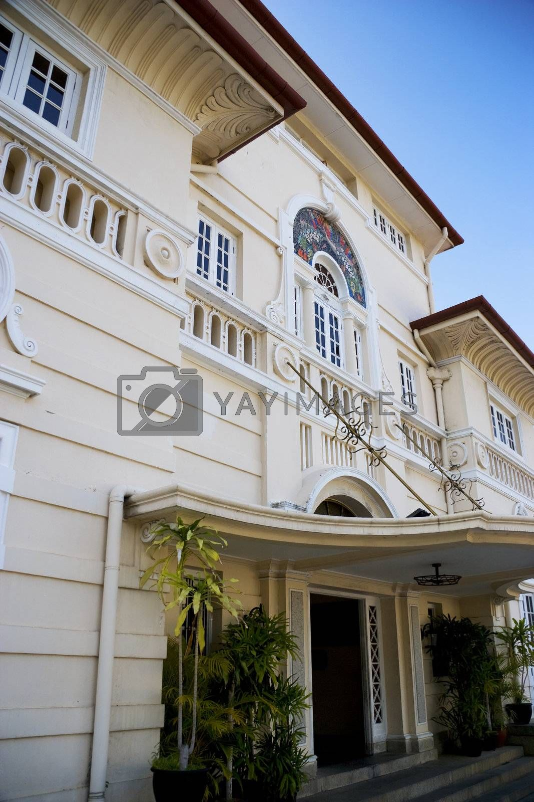 Royalty free image of George Town Heritage Building by shariffc
