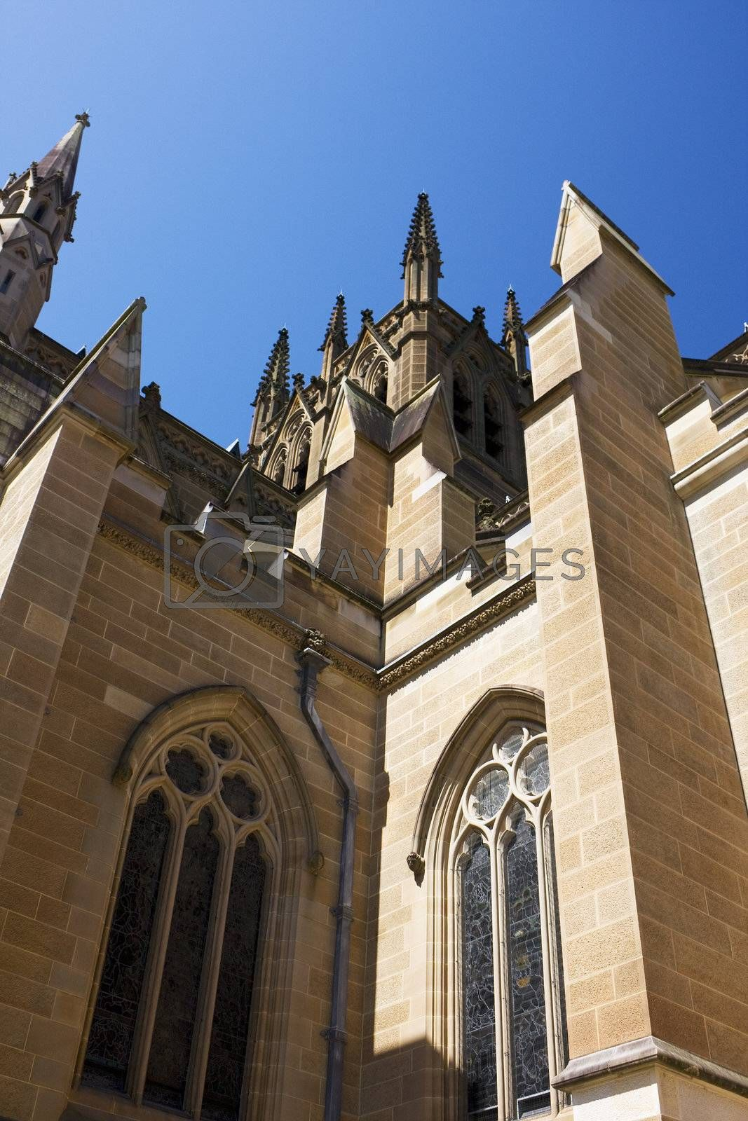 Royalty free image of St. Mary's Cathedral, Sydney by shariffc