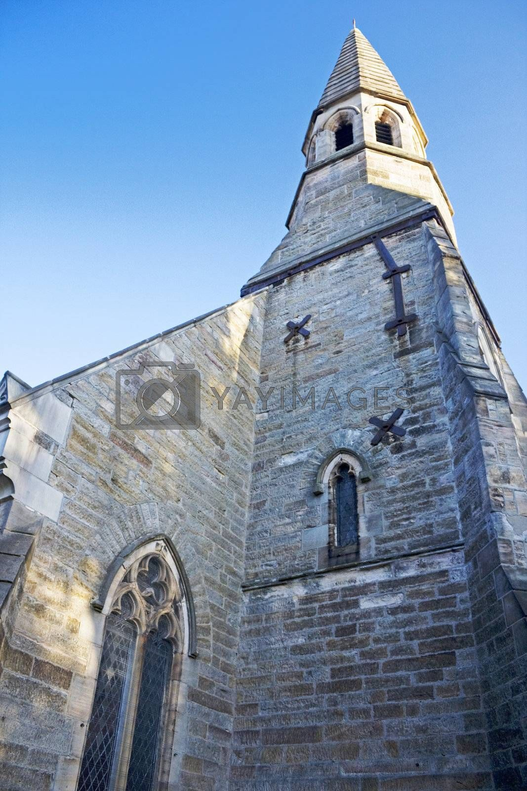 Royalty free image of St. Andrew's Congregational Church, Sydney by shariffc