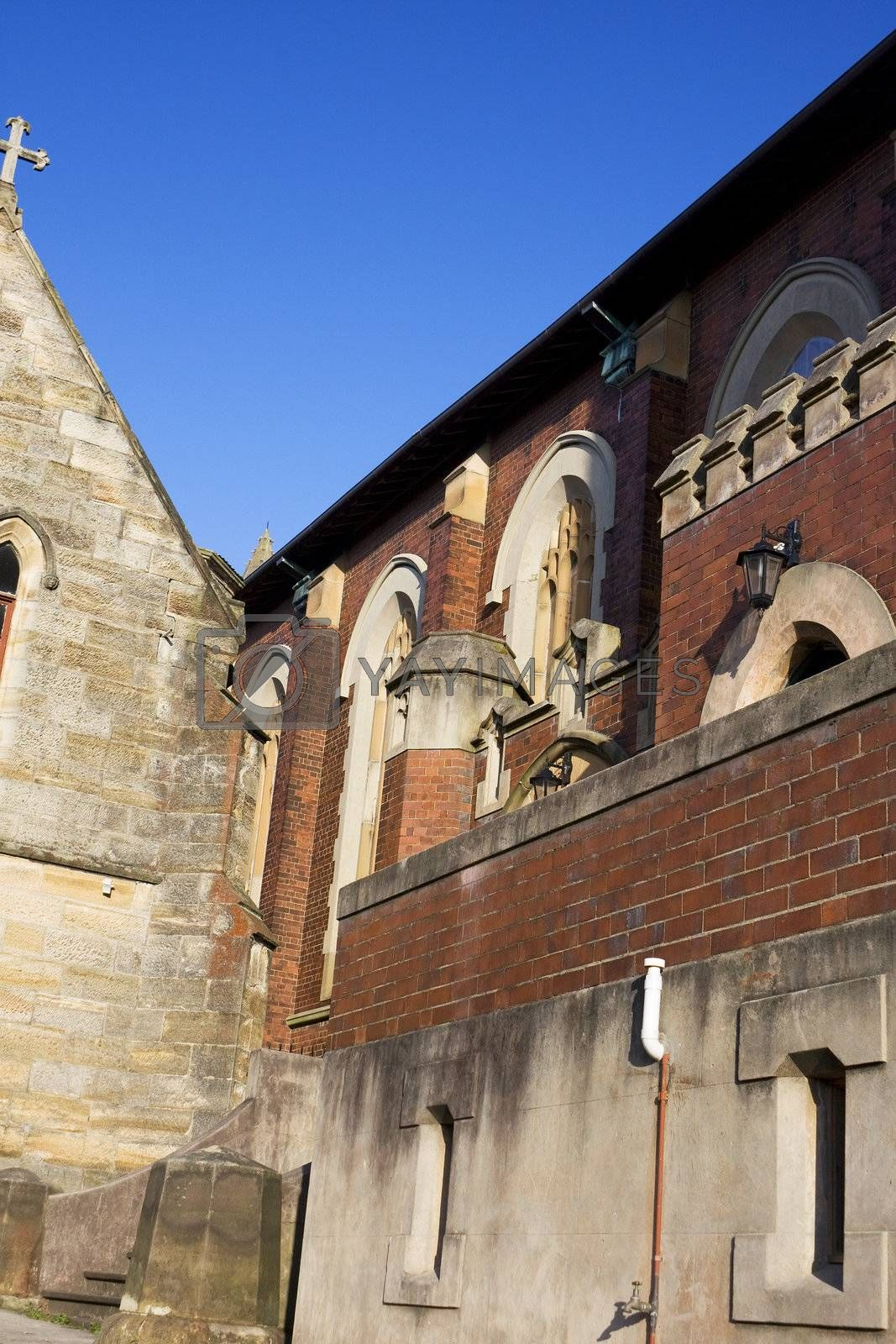 Royalty free image of St. Augustine Catholic Church, Sydney by shariffc