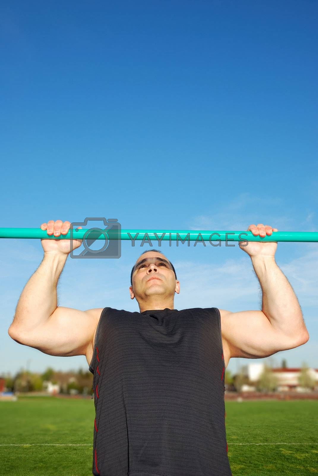 Royalty free image of Pull Ups by goldenangel