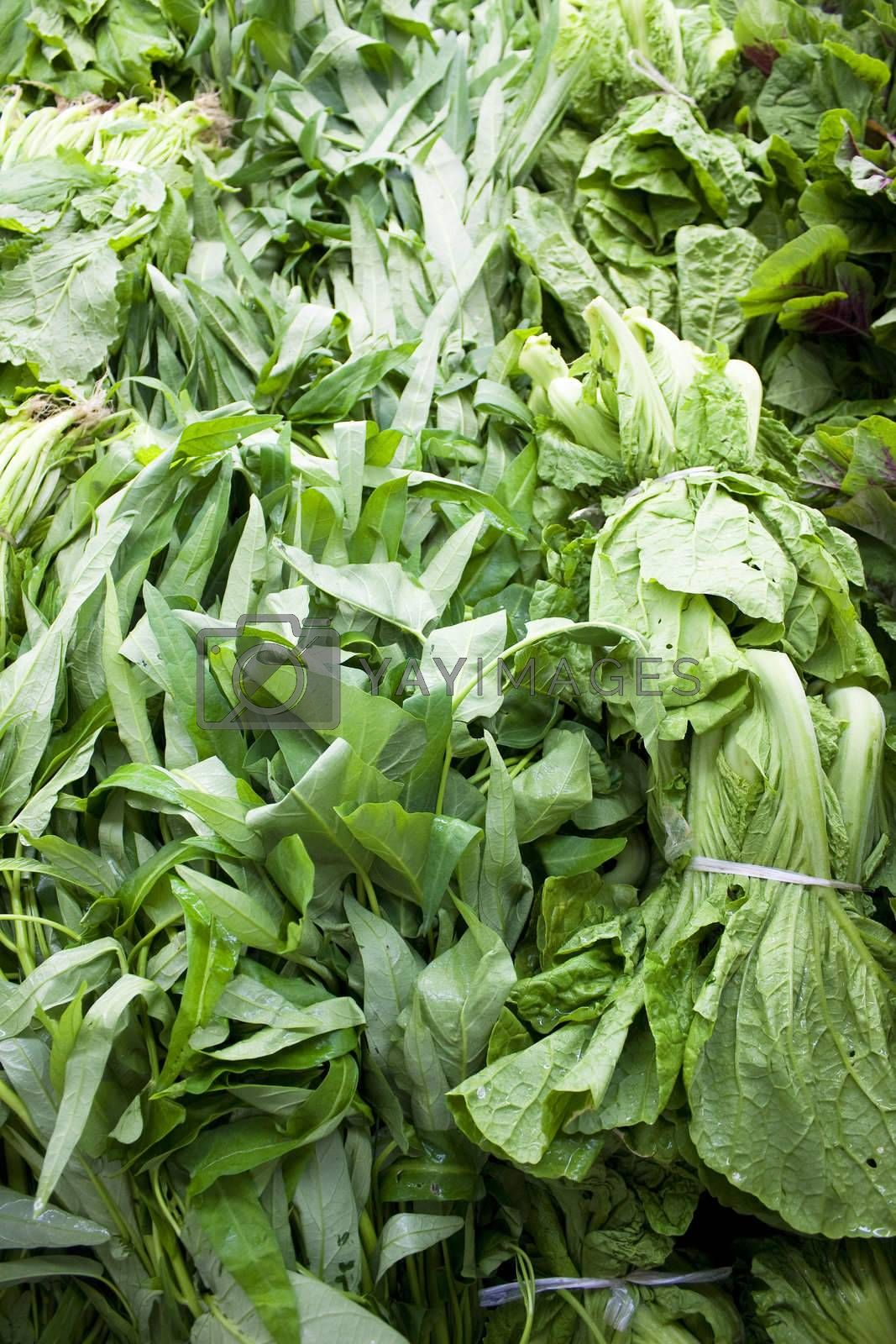 Royalty free image of Vegetables for Sale by shariffc